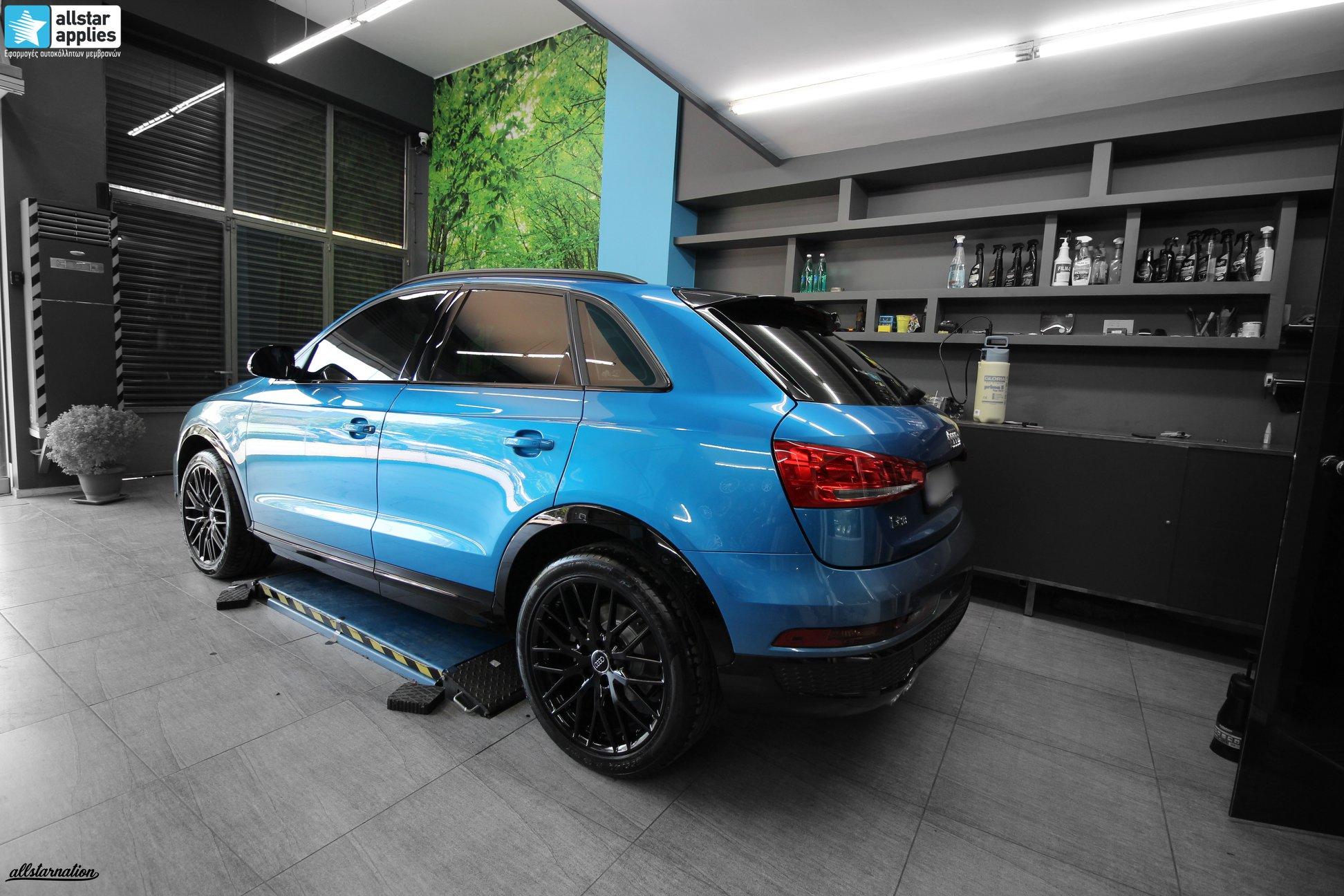 Audi Q3 – Μεμβράνες προστασίας χρώματος (Full Paint Protection Film) (4)