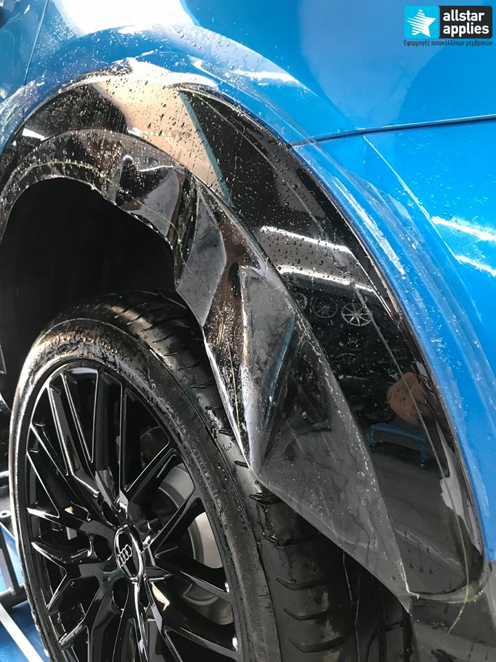 Audi Q3 – Μεμβράνες προστασίας χρώματος (Full Paint Protection Film) (8)