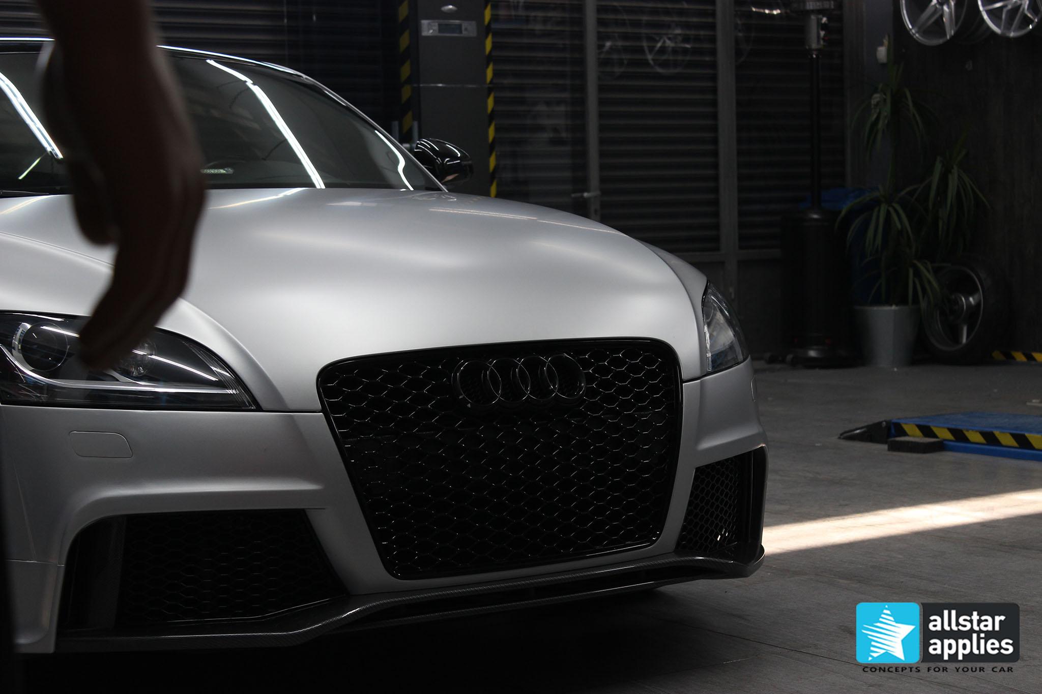 Audi TT - Satin Aluminium (10)