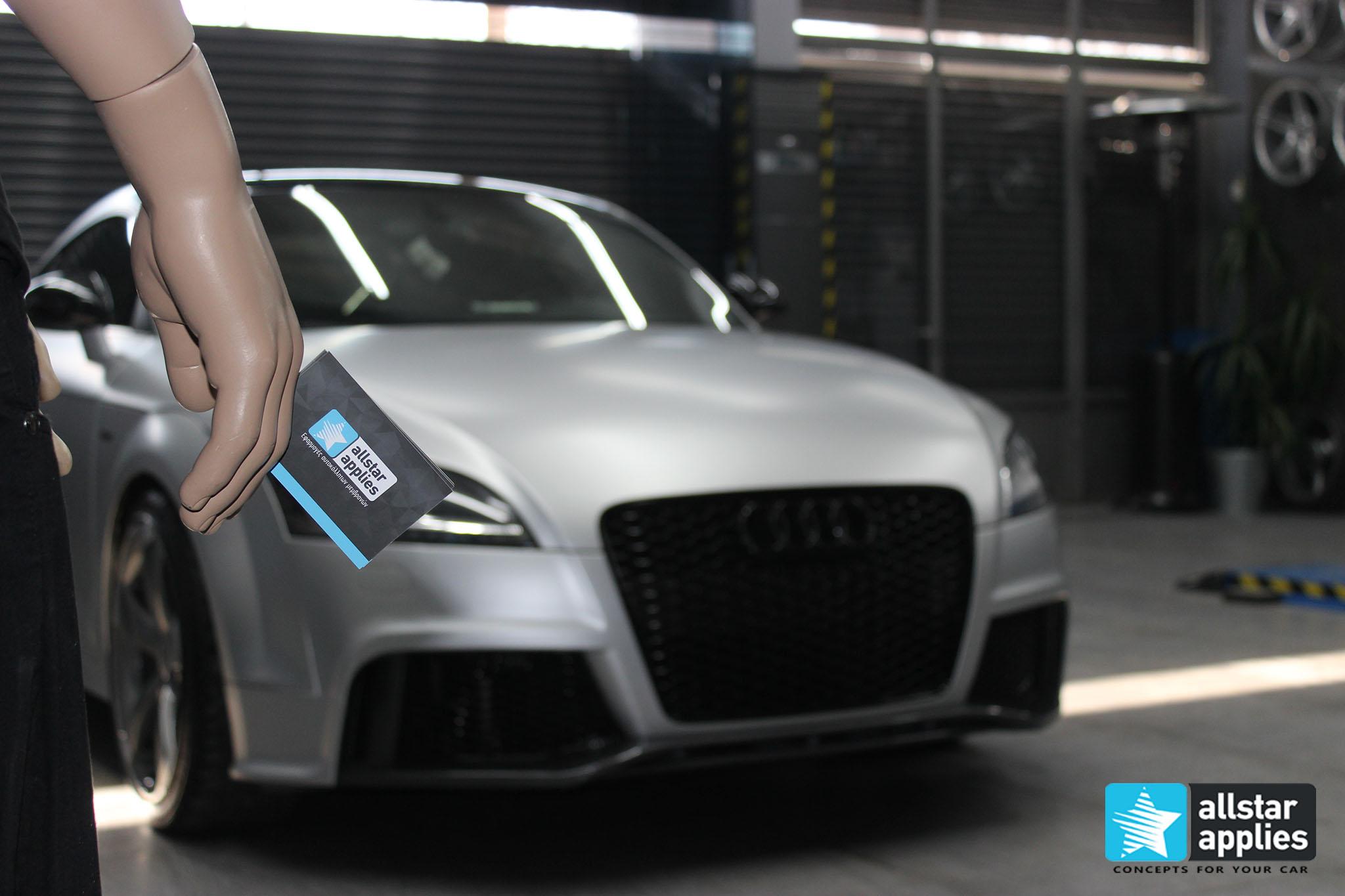 Audi TT - Satin Aluminium (11)
