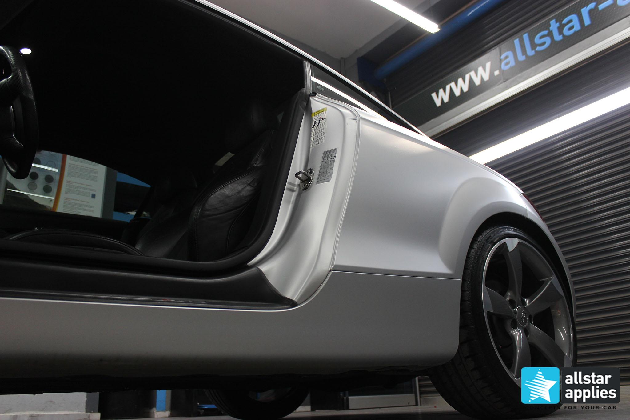 Audi TT - Satin Aluminium (14)