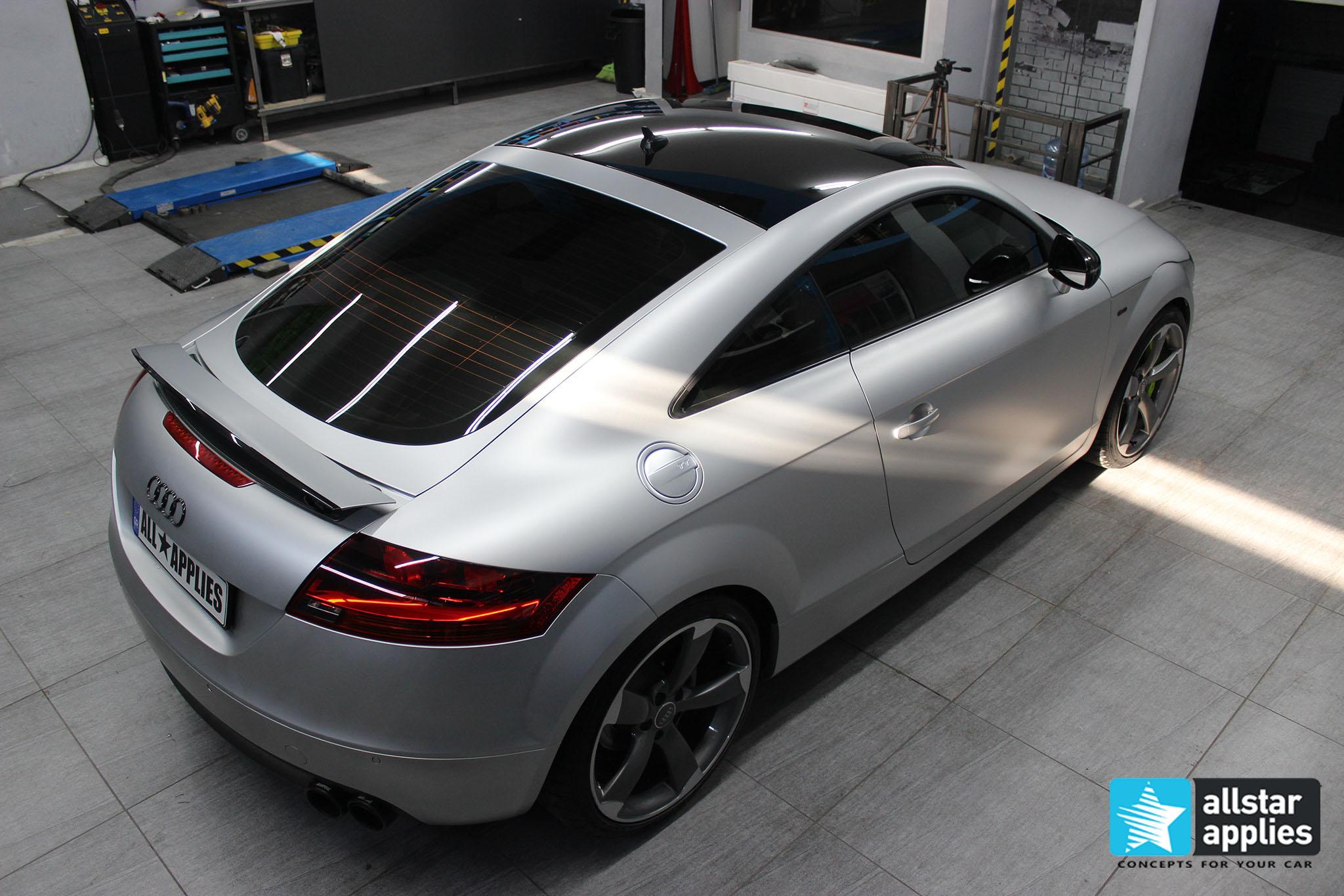 Audi TT - Satin Aluminium (16)