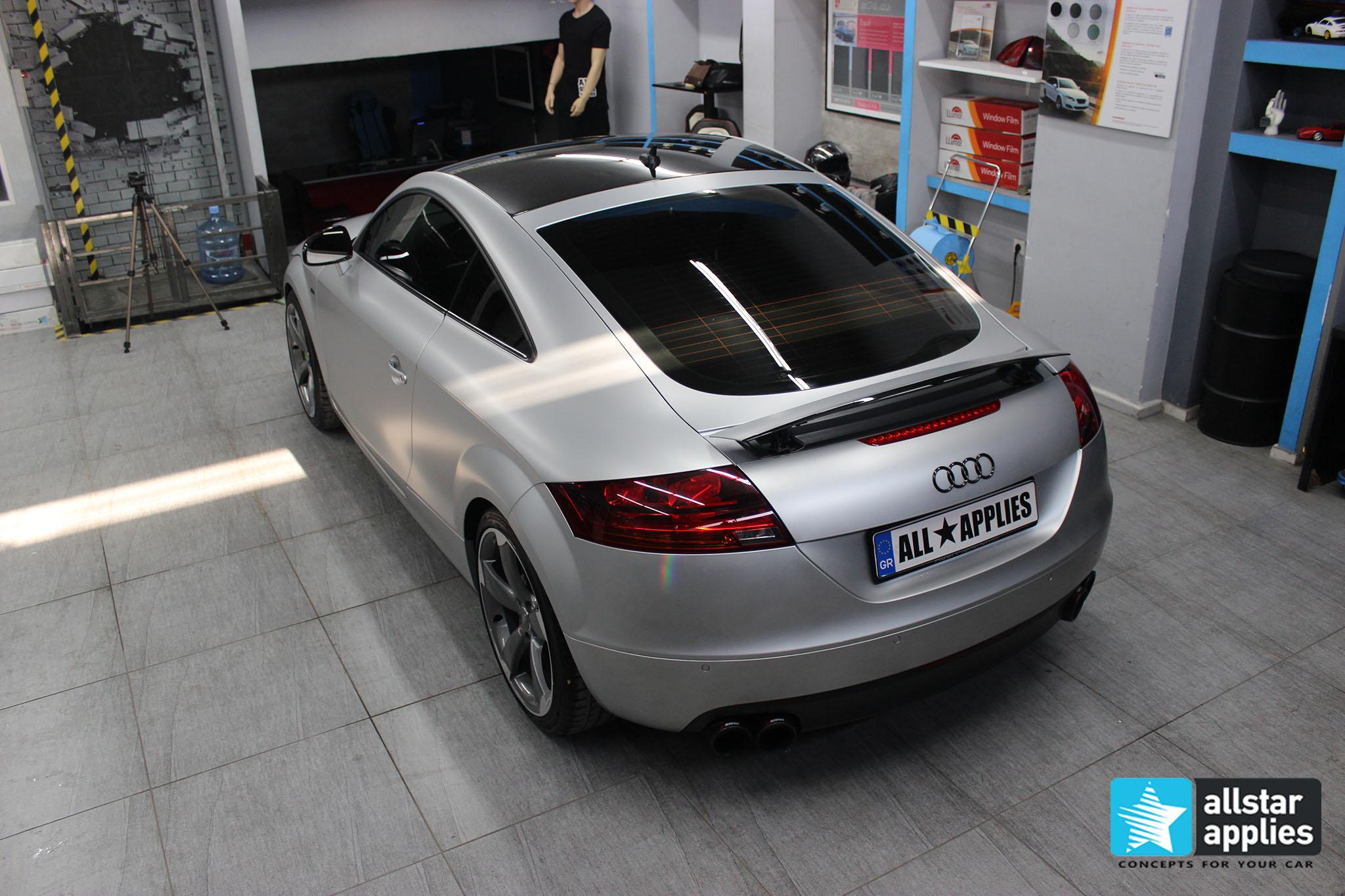 Audi TT - Satin Aluminium (7)