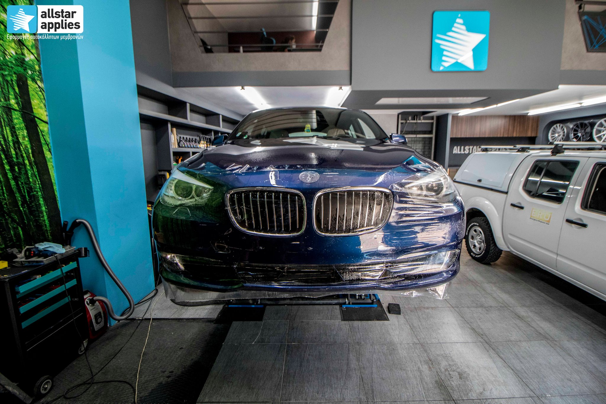 BMW 5 Series GT - Paint Protection Film (1)