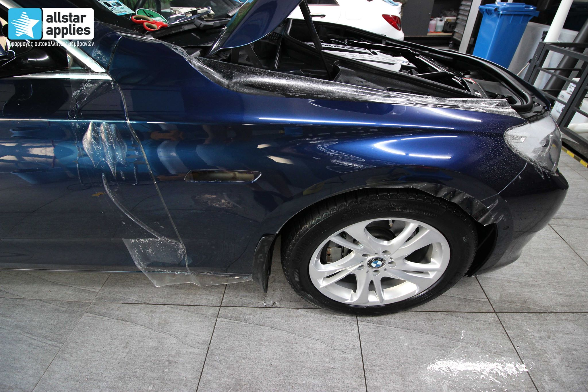 BMW 5 Series GT - Paint Protection Film (3)