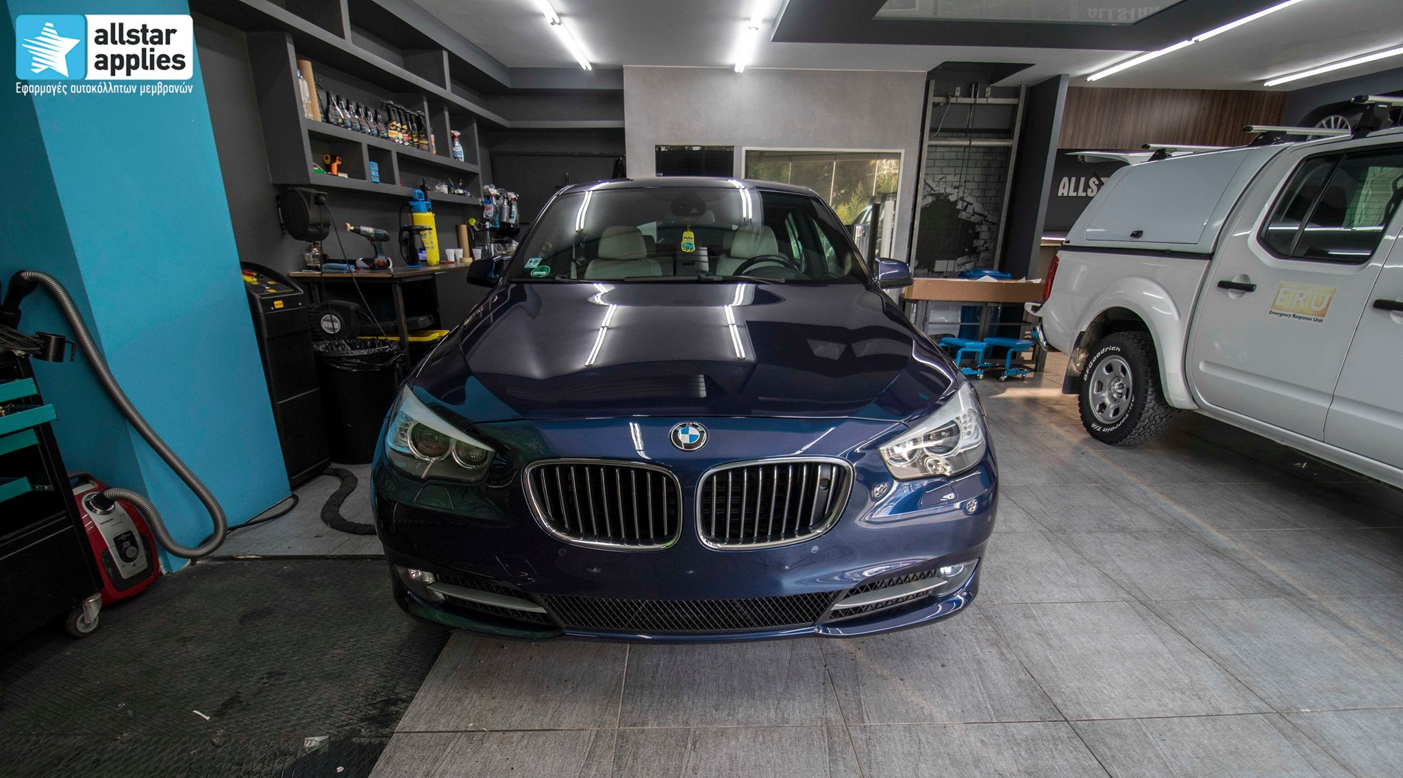 BMW 5 Series GT - Paint Protection Film (5)