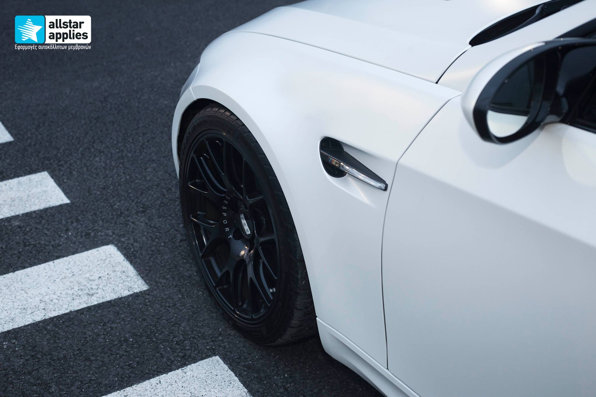 BMW M3 - Satin Pearl White (11)