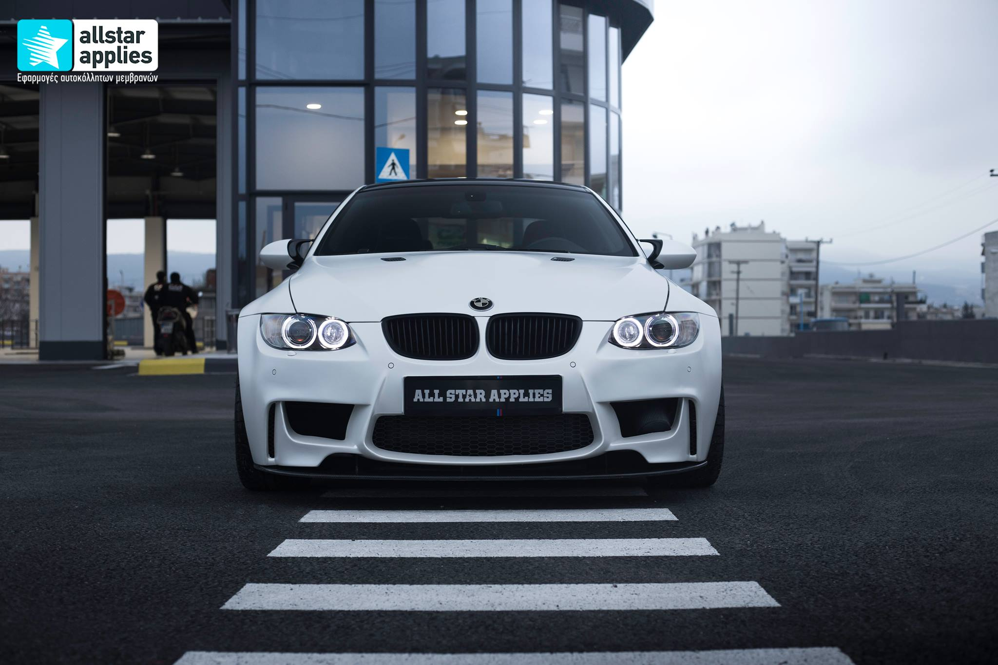 BMW M3 - Satin Pearl White (14)