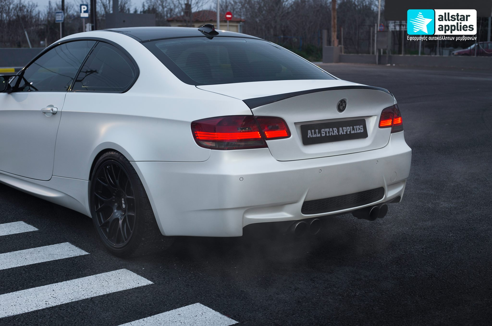 BMW M3 - Satin Pearl White (15)