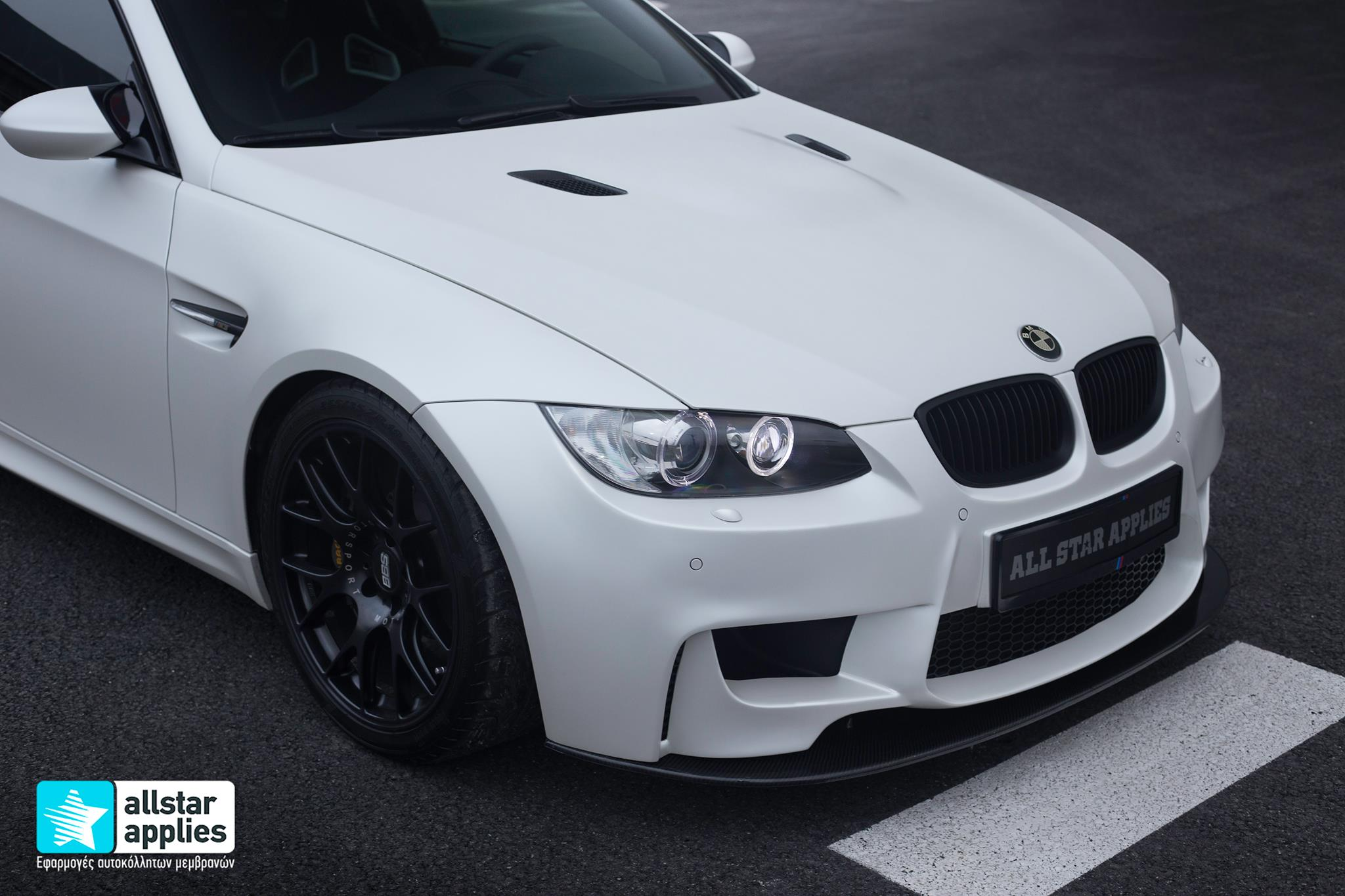 BMW M3 - Satin Pearl White (17)