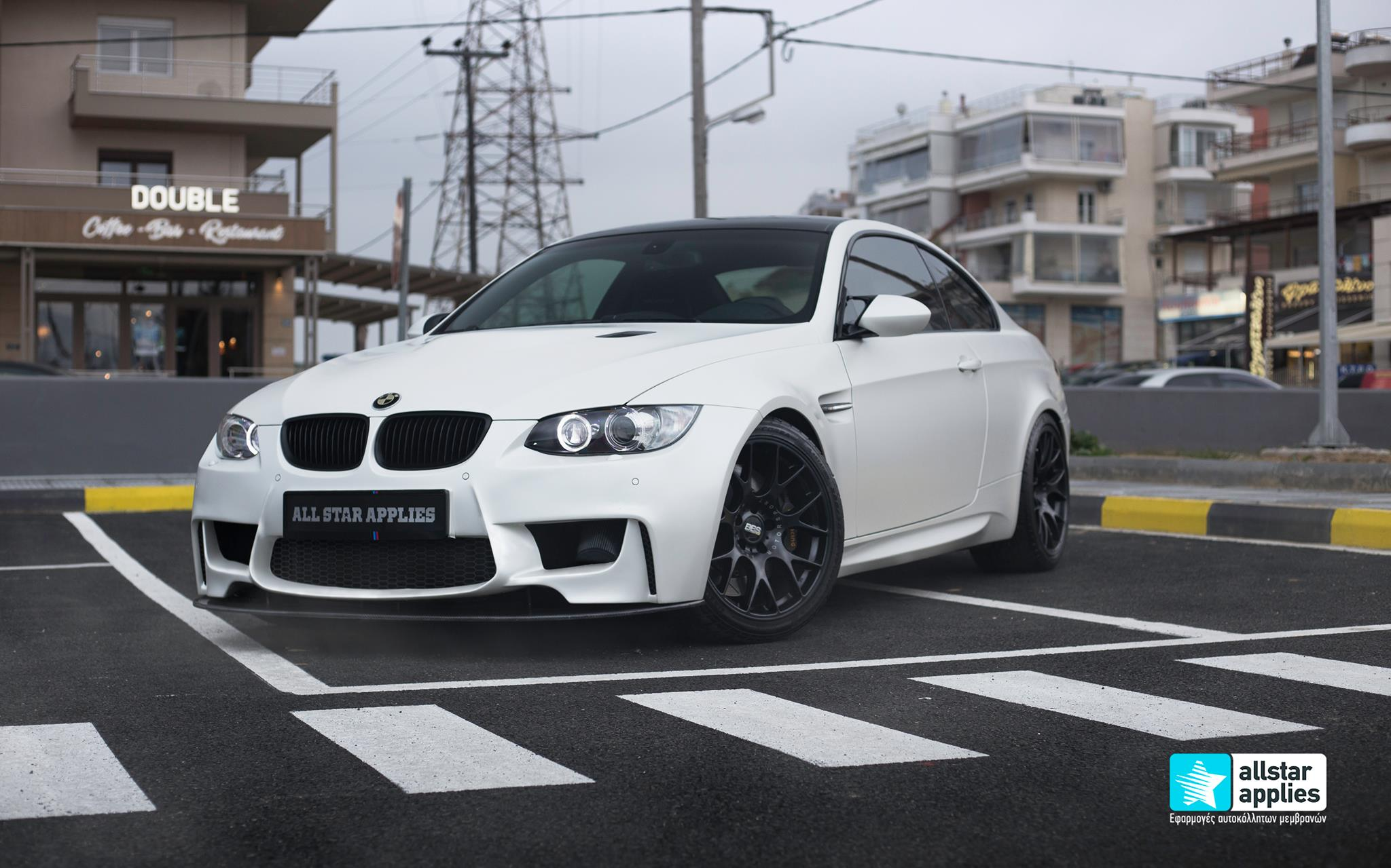 BMW M3 - Satin Pearl White (18)