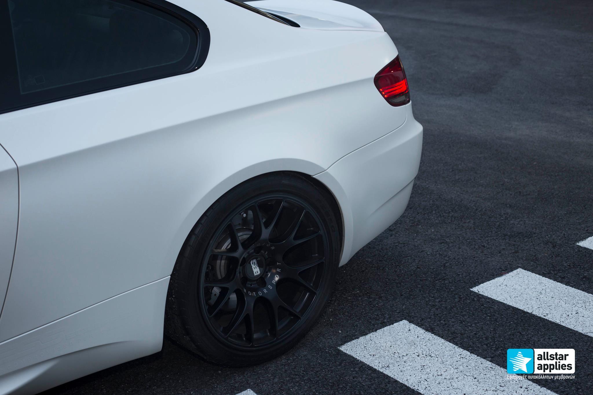 BMW M3 - Satin Pearl White (20)