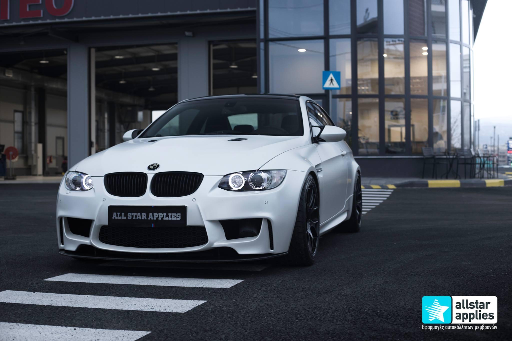 BMW M3 - Satin Pearl White (21)