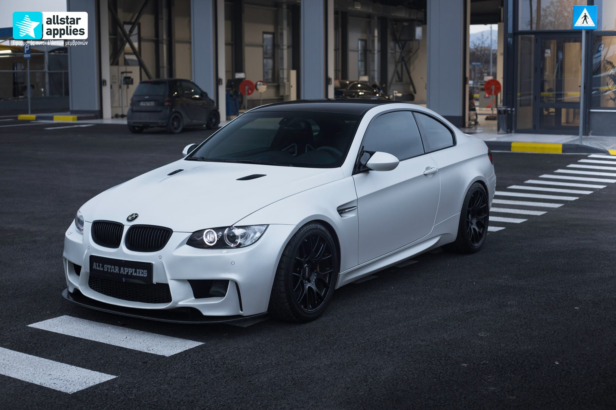 BMW M3 - Satin Pearl White (22)
