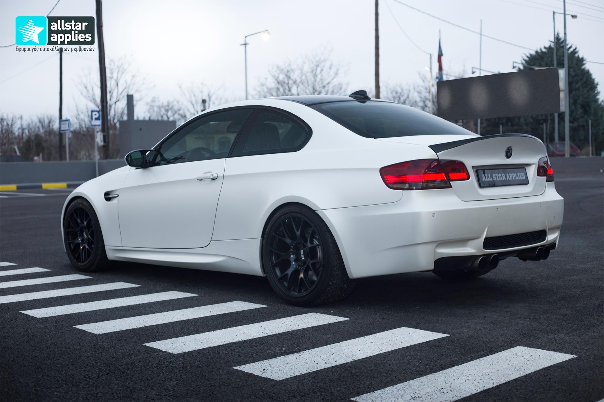 BMW M3 - Satin Pearl White (23)