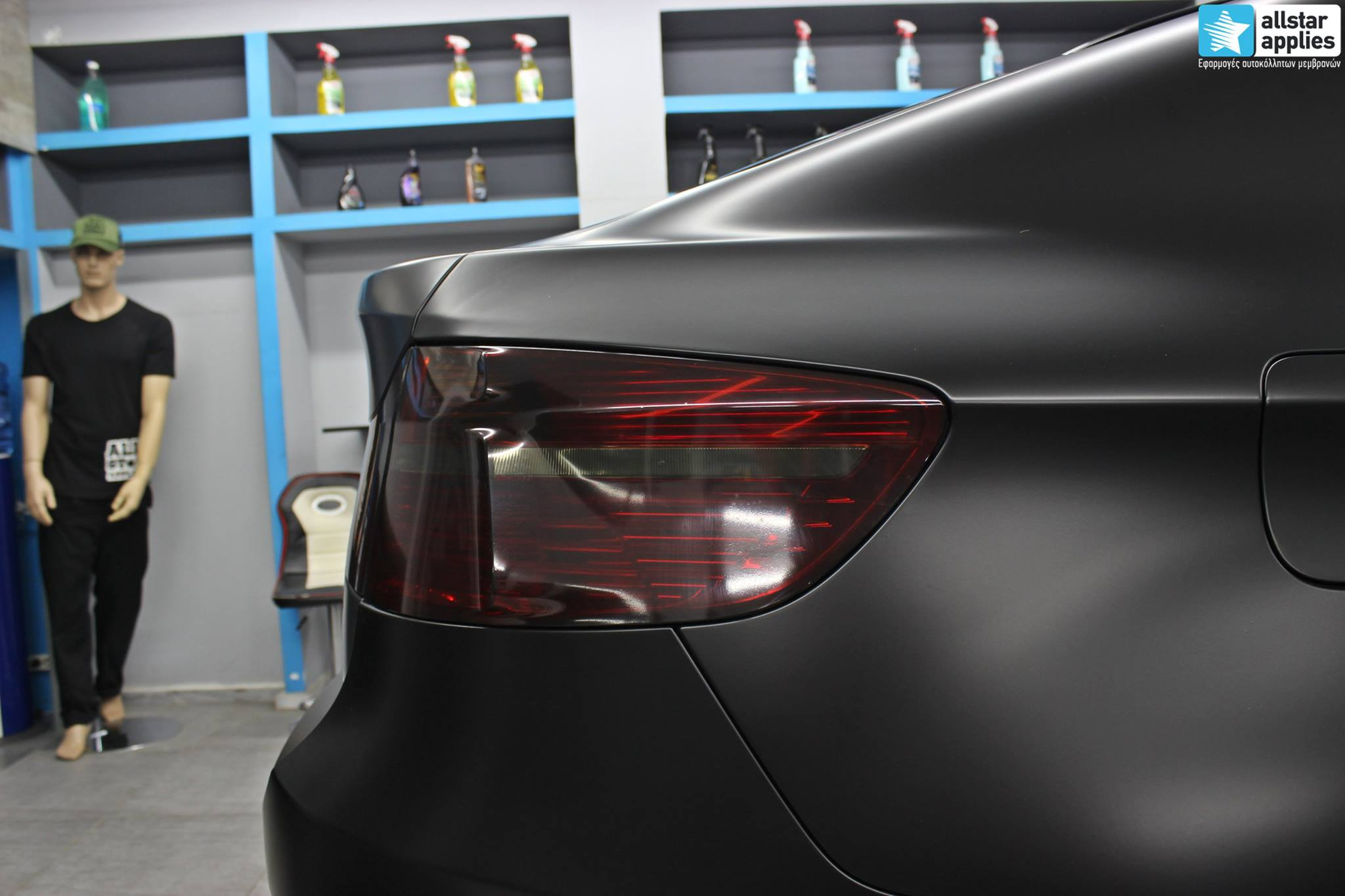Bmw X6 - Satin Black Matte (13)