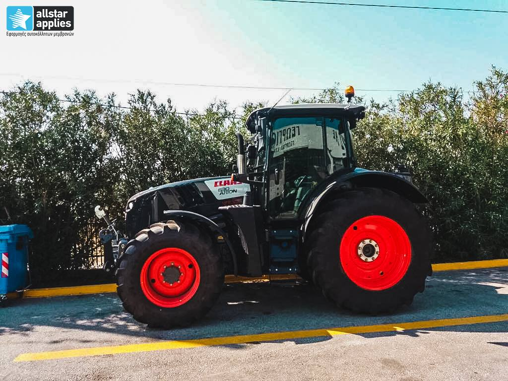 Claas Arion 650 - Black Edition (1)