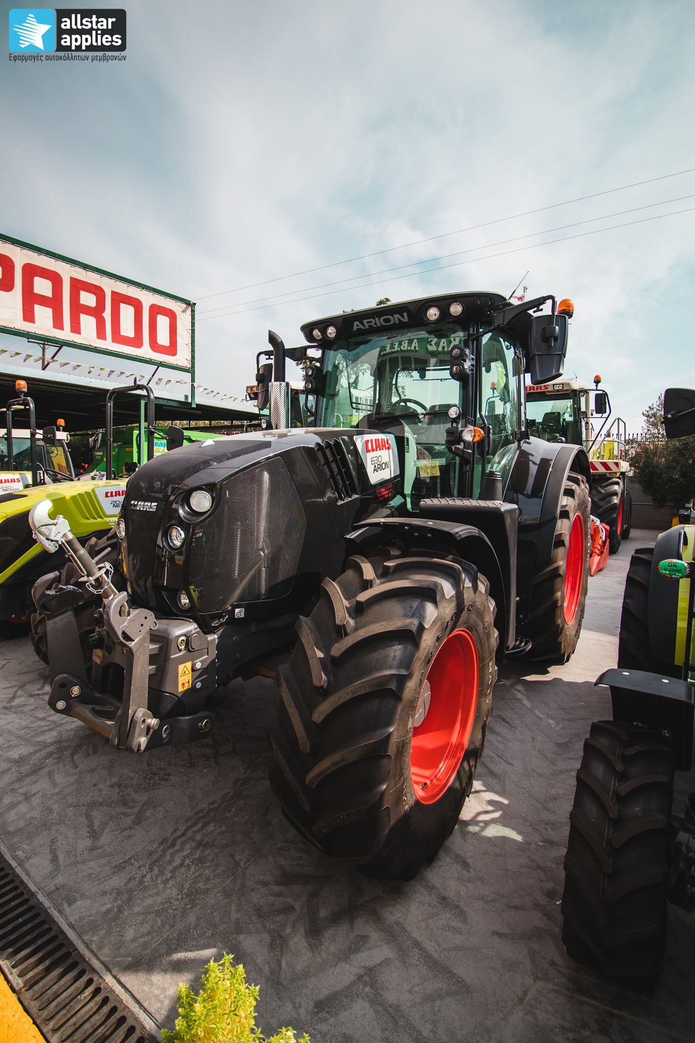 Claas Arion 650 - Black Edition (10)