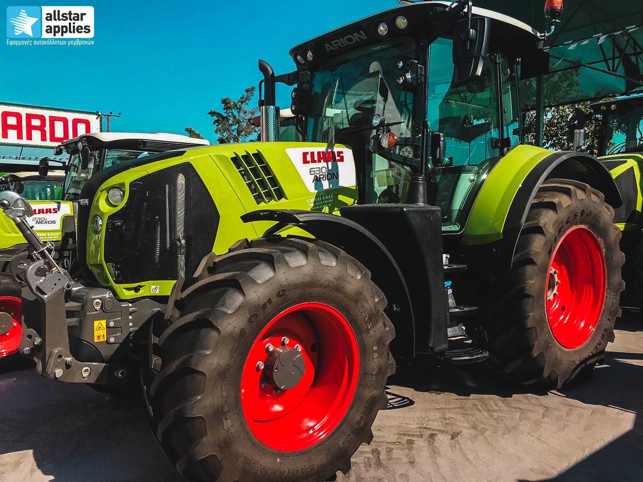 Claas Arion 650 - Black Edition (11)