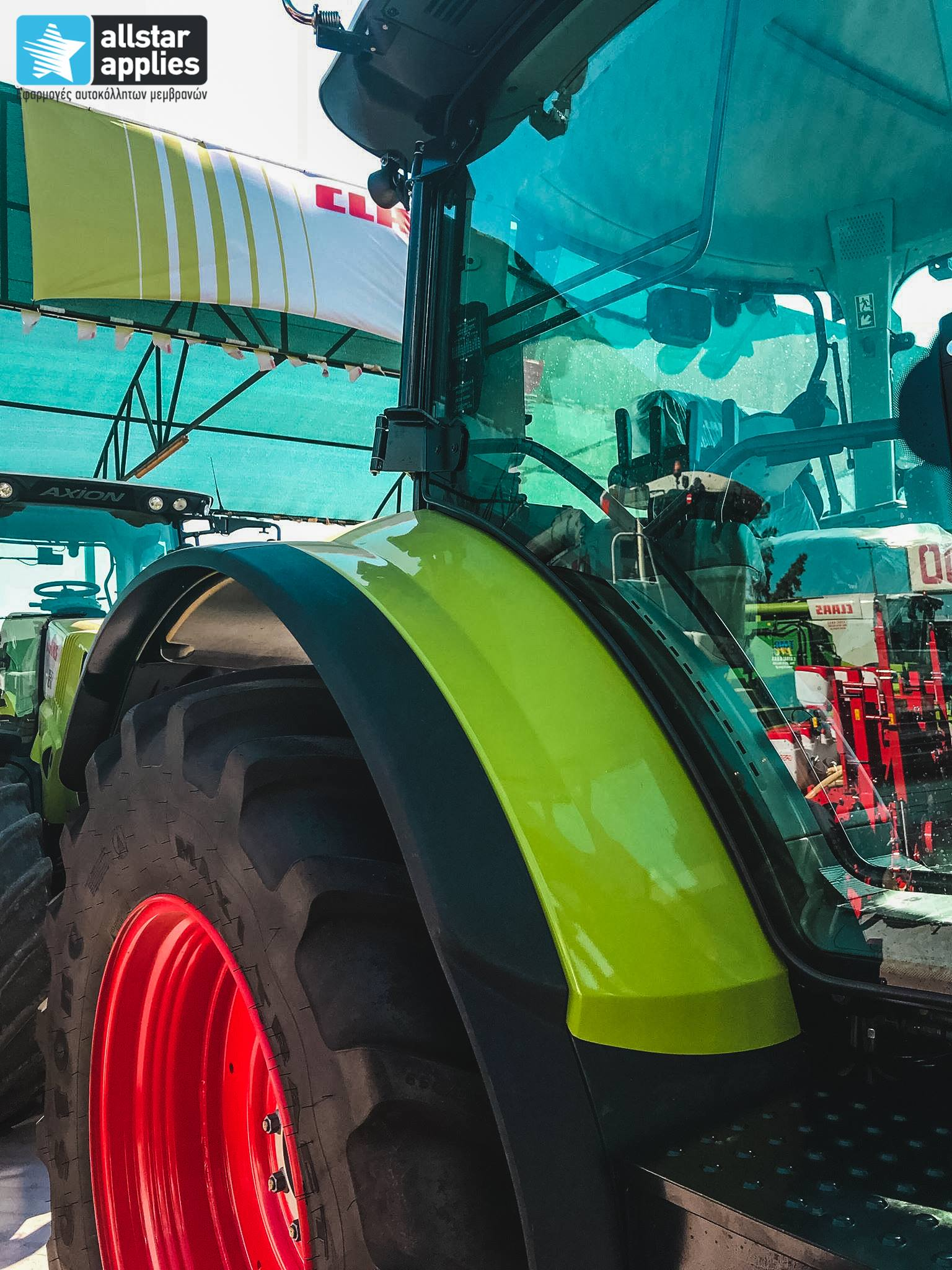 Claas Arion 650 - Black Edition (12)