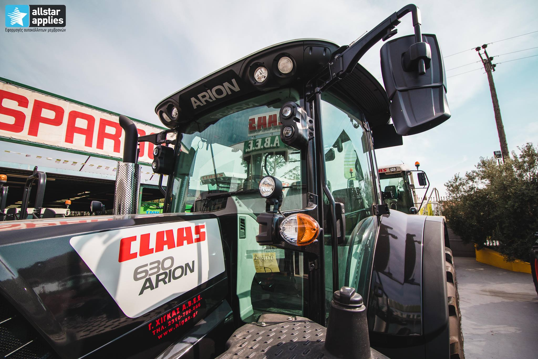 Claas Arion 650 - Black Edition (2)