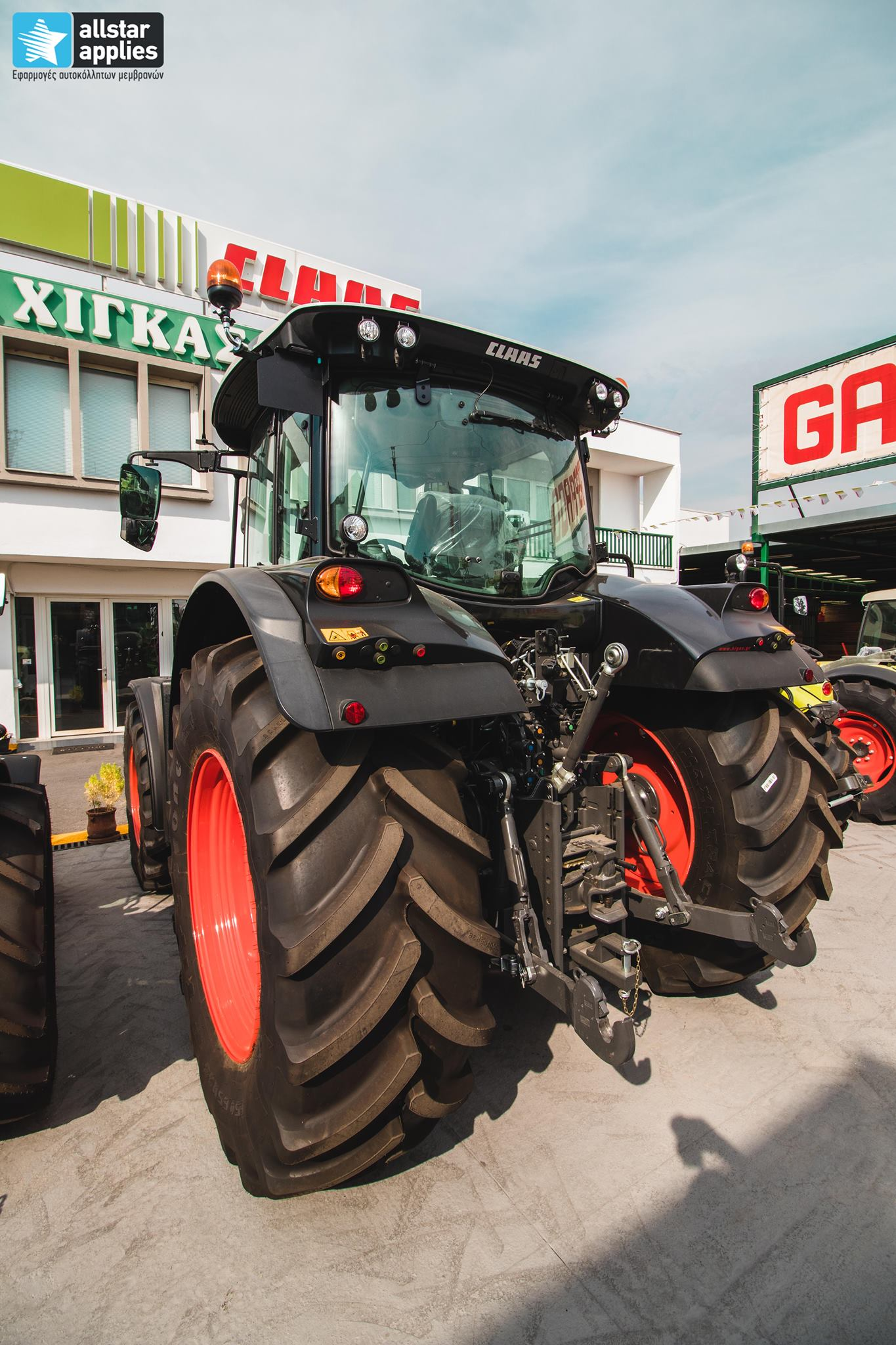 Claas Arion 650 - Black Edition (3)