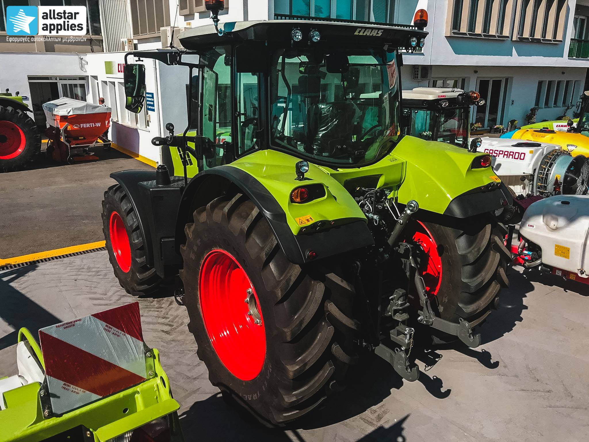 Claas Arion 650 - Black Edition (5)