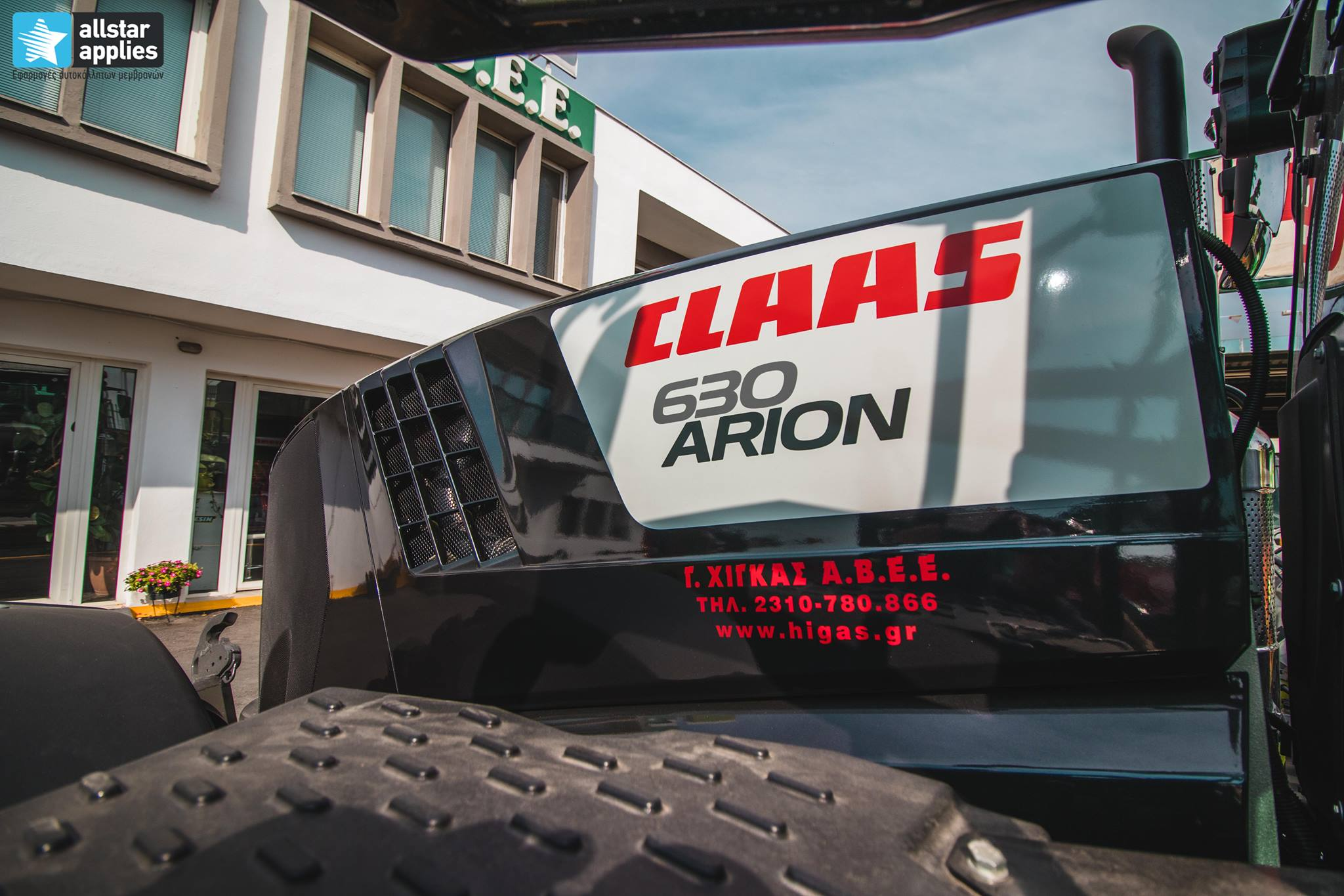 Claas Arion 650 - Black Edition (8)