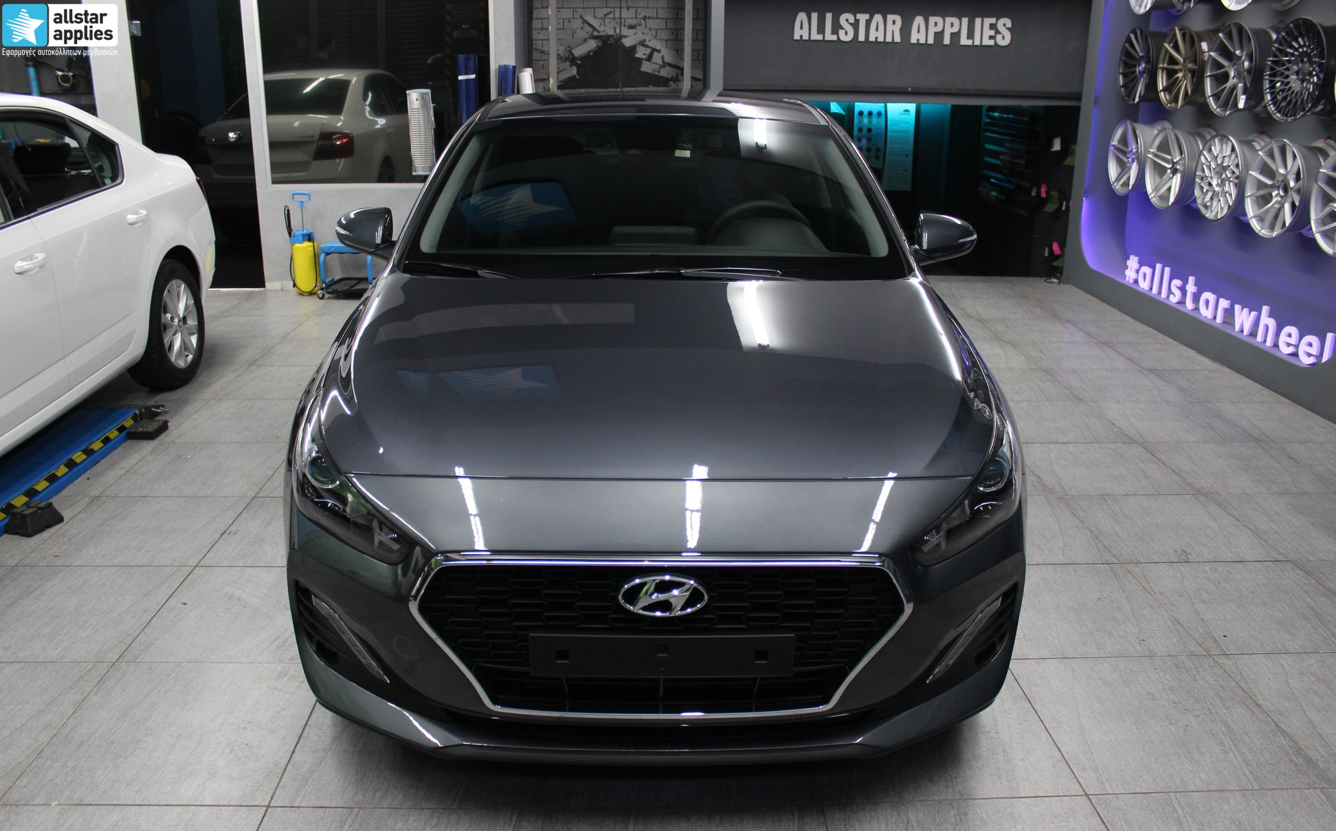 Hyundai i30 Fastback - Paint Protection Film (1)