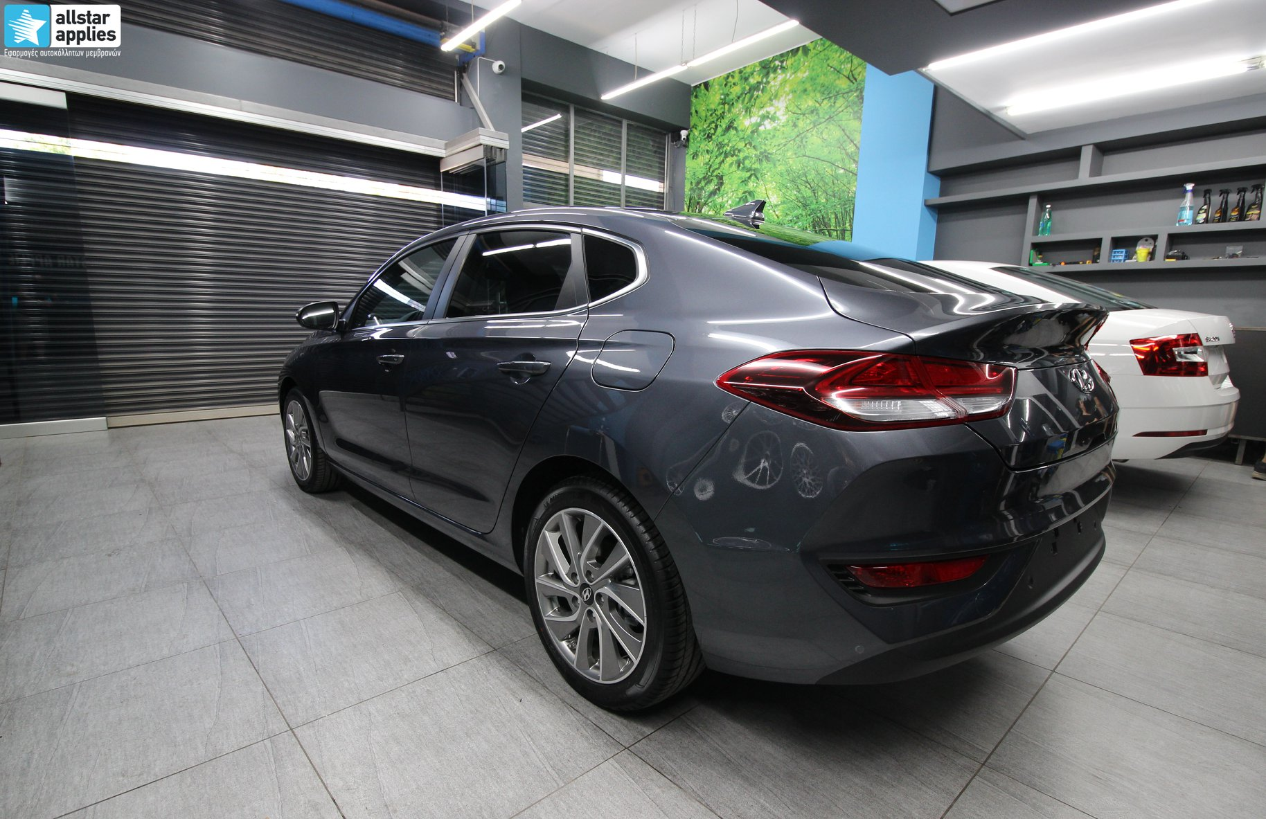 Hyundai i30 Fastback - Paint Protection Film (2)