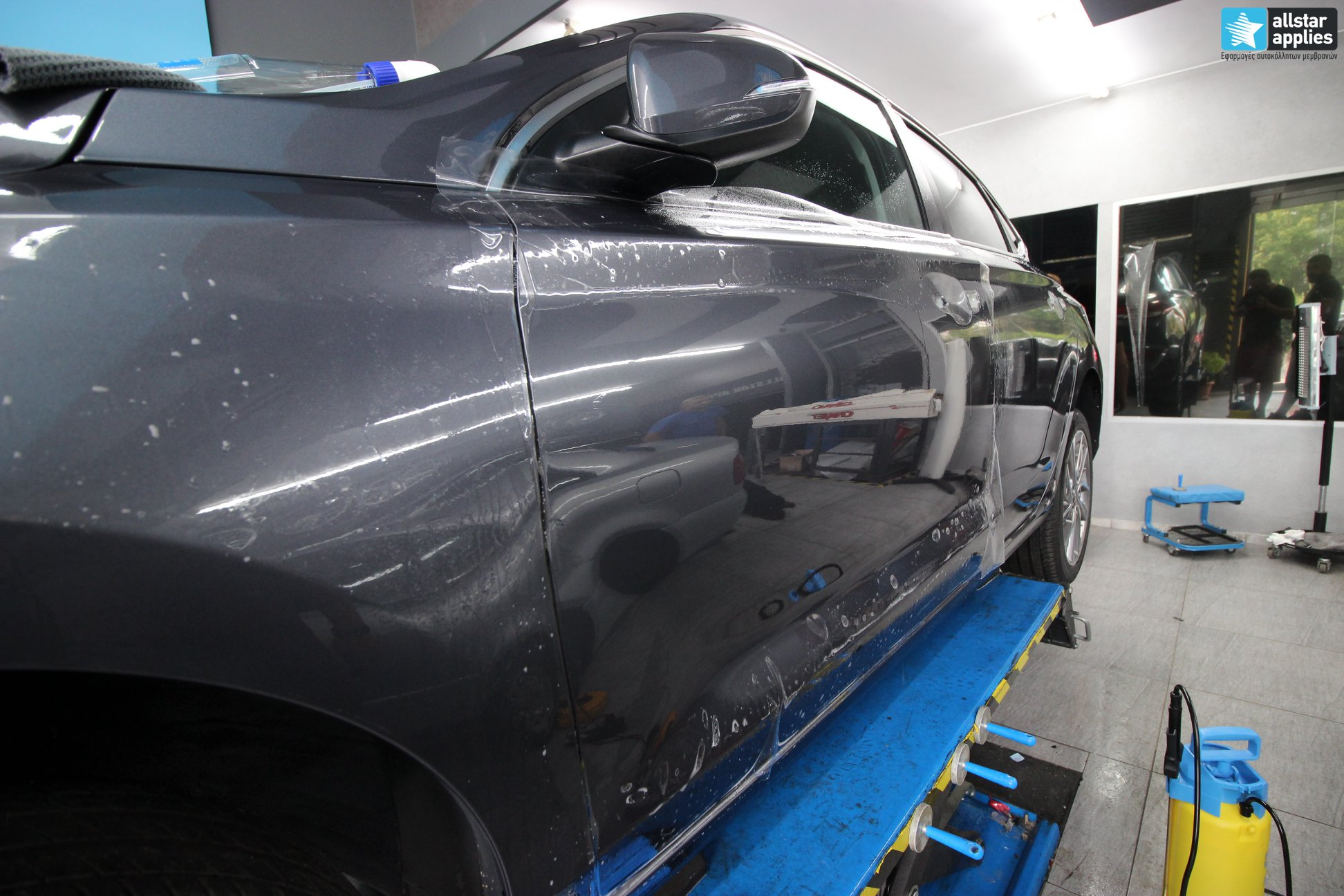 Hyundai i30 Fastback - Paint Protection Film (3)