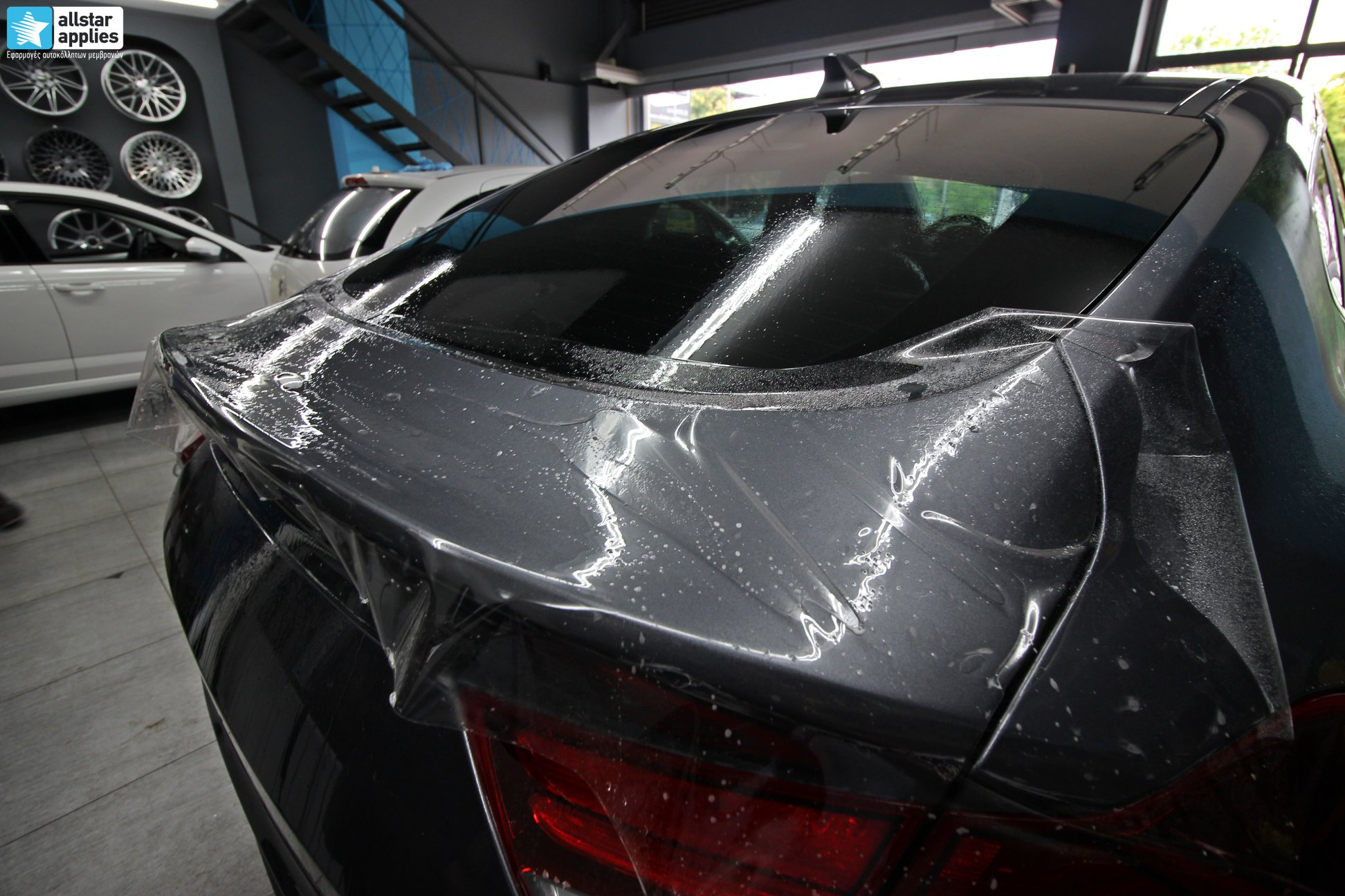 Hyundai i30 Fastback - Paint Protection Film (4)