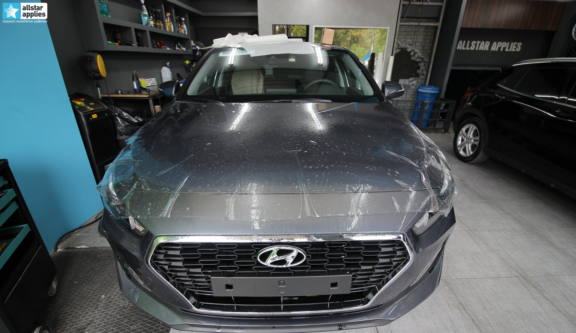 Hyundai i30 Fastback - Paint Protection Film (8)