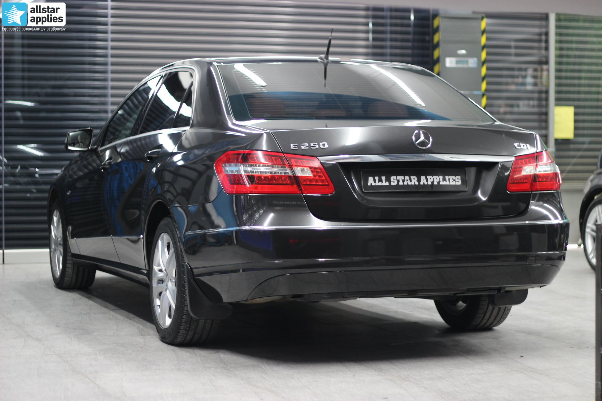 Mercedes E250 - Black Metallic (7)