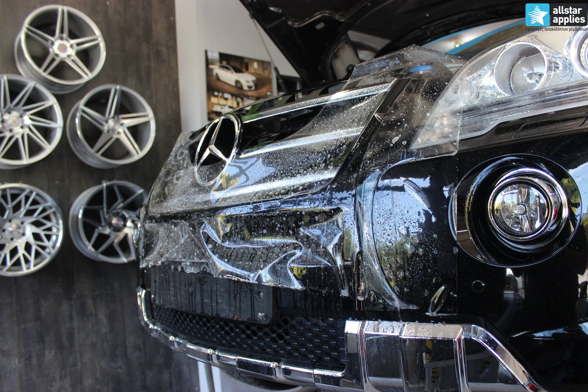 Mercedes ML – Paint Protection Film (3)