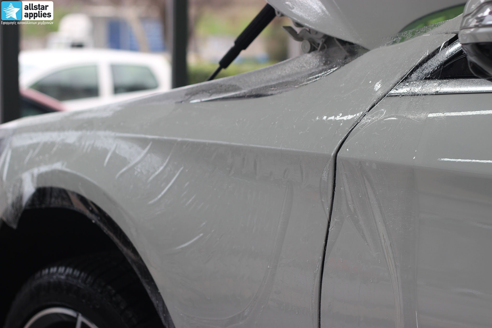 Mercedes S500 AMG - Paint Protection Film (6)