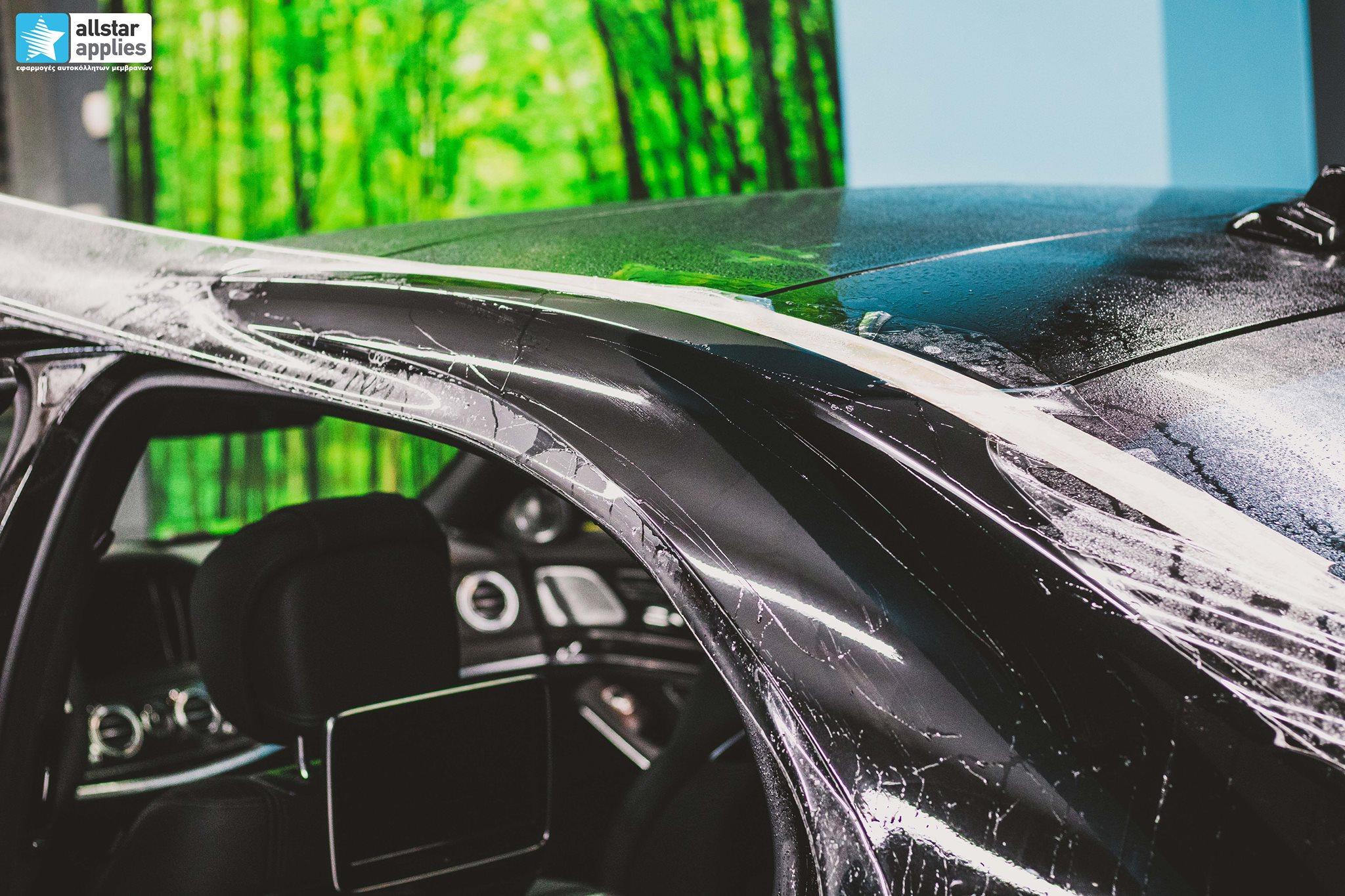 προστασία χρώματος αυτοκινήτου με αυτοκόλλητα Θεσσαλονίκη