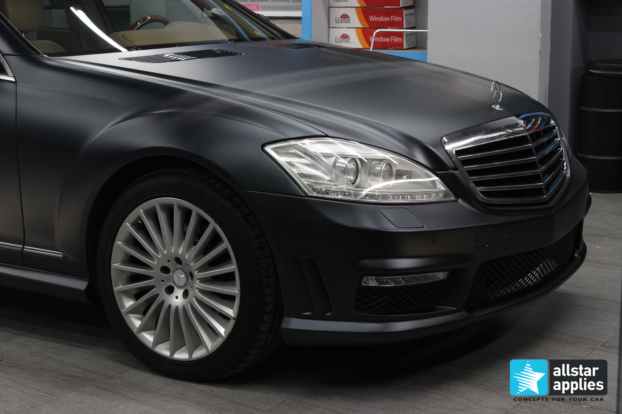 Mercedes S65 - Magnetic Black (11)