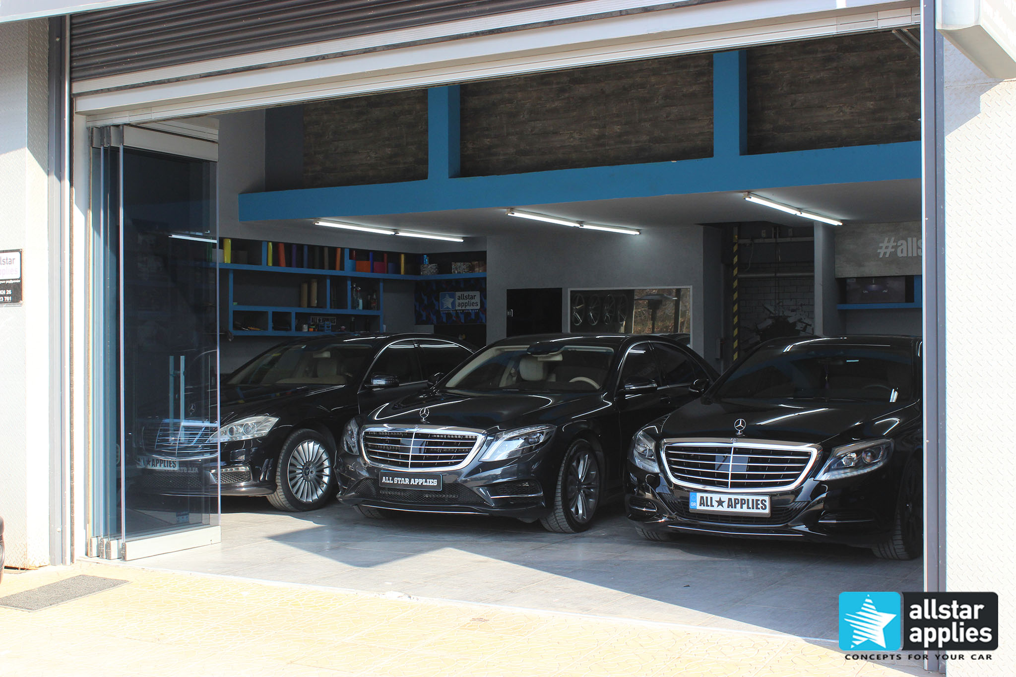 Mercedes S65 - Magnetic Black (12)