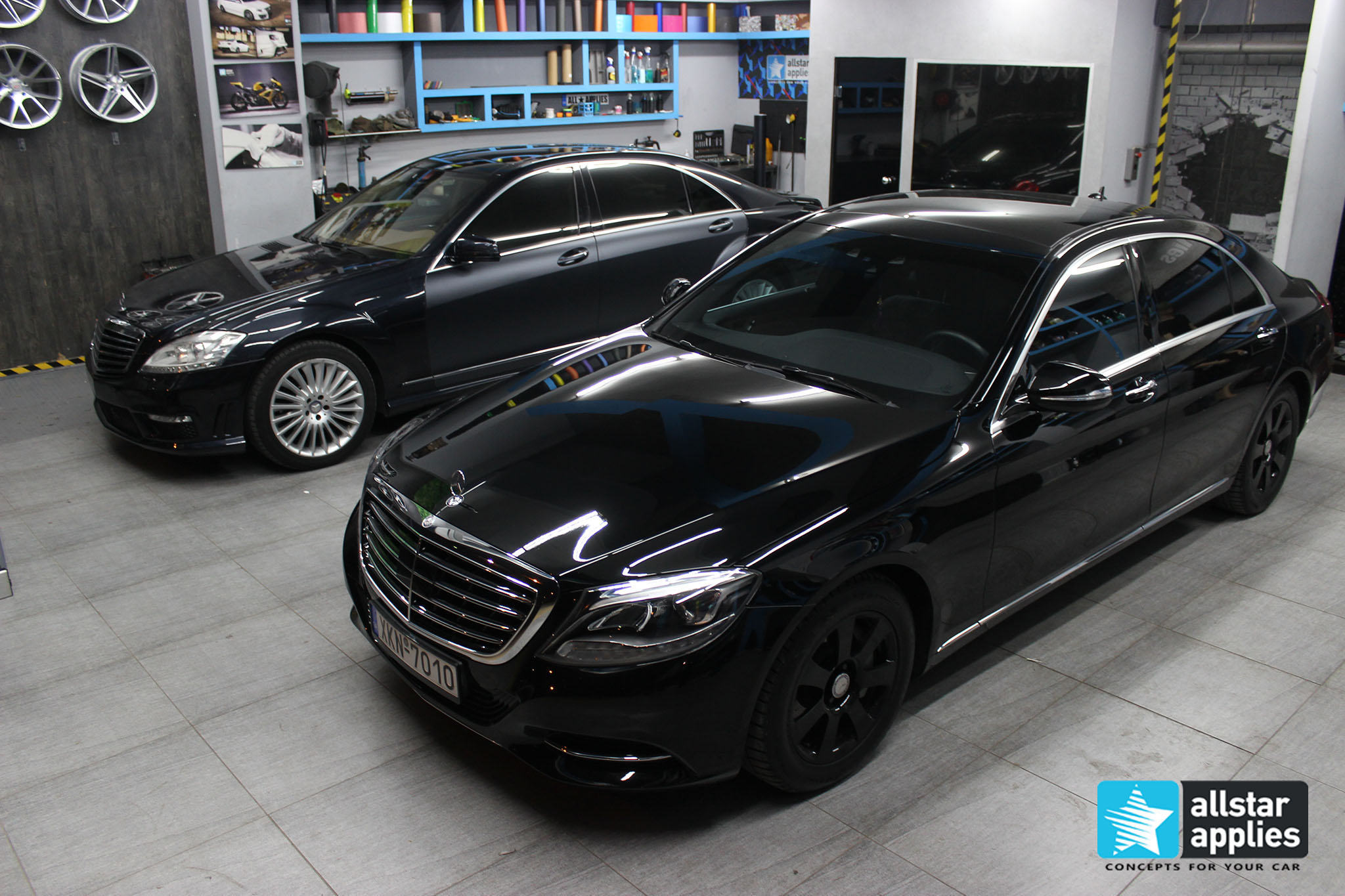 Mercedes S65 - Magnetic Black (13)
