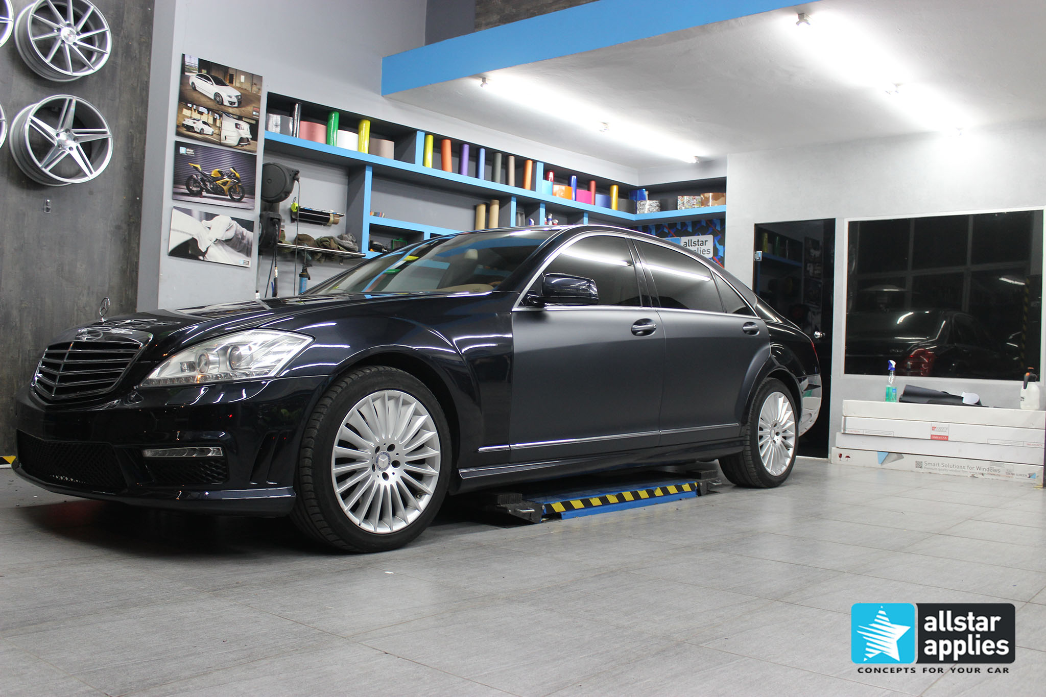 Mercedes S65 - Magnetic Black (14)