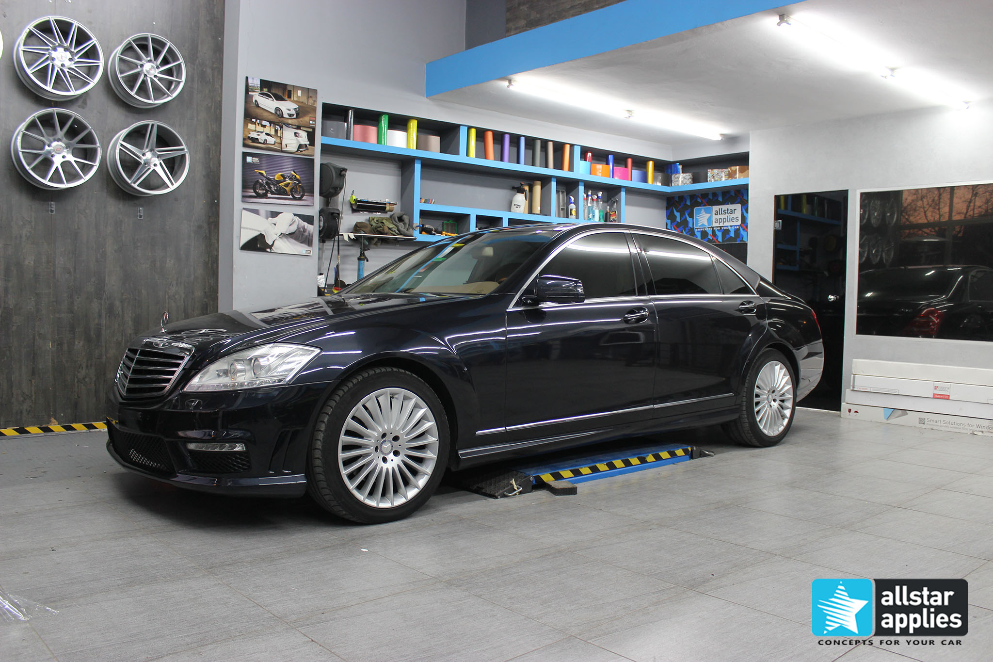 Mercedes S65 - Magnetic Black (15)