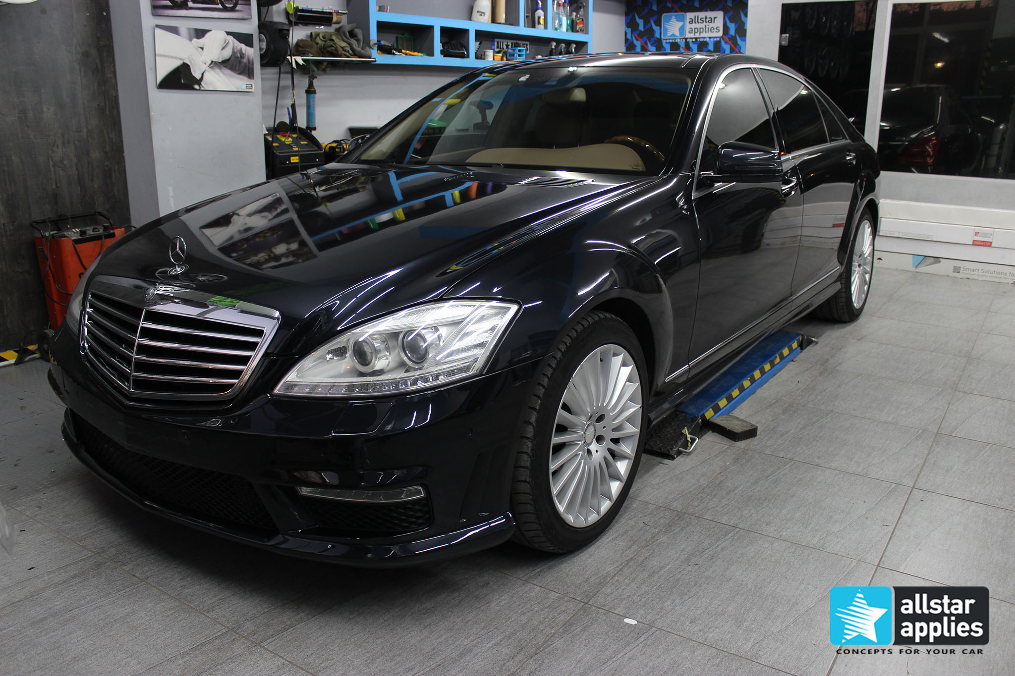 Mercedes S65 - Magnetic Black (16)