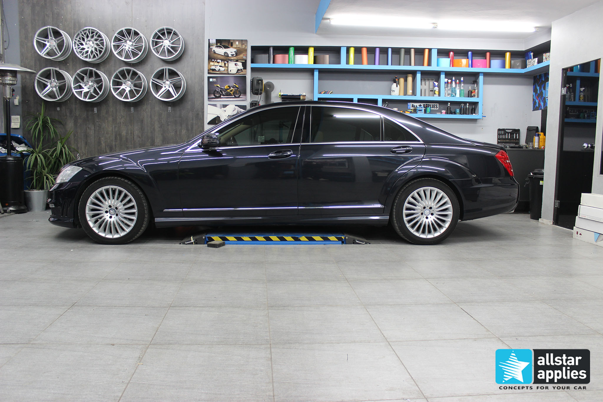 Mercedes S65 - Magnetic Black (17)