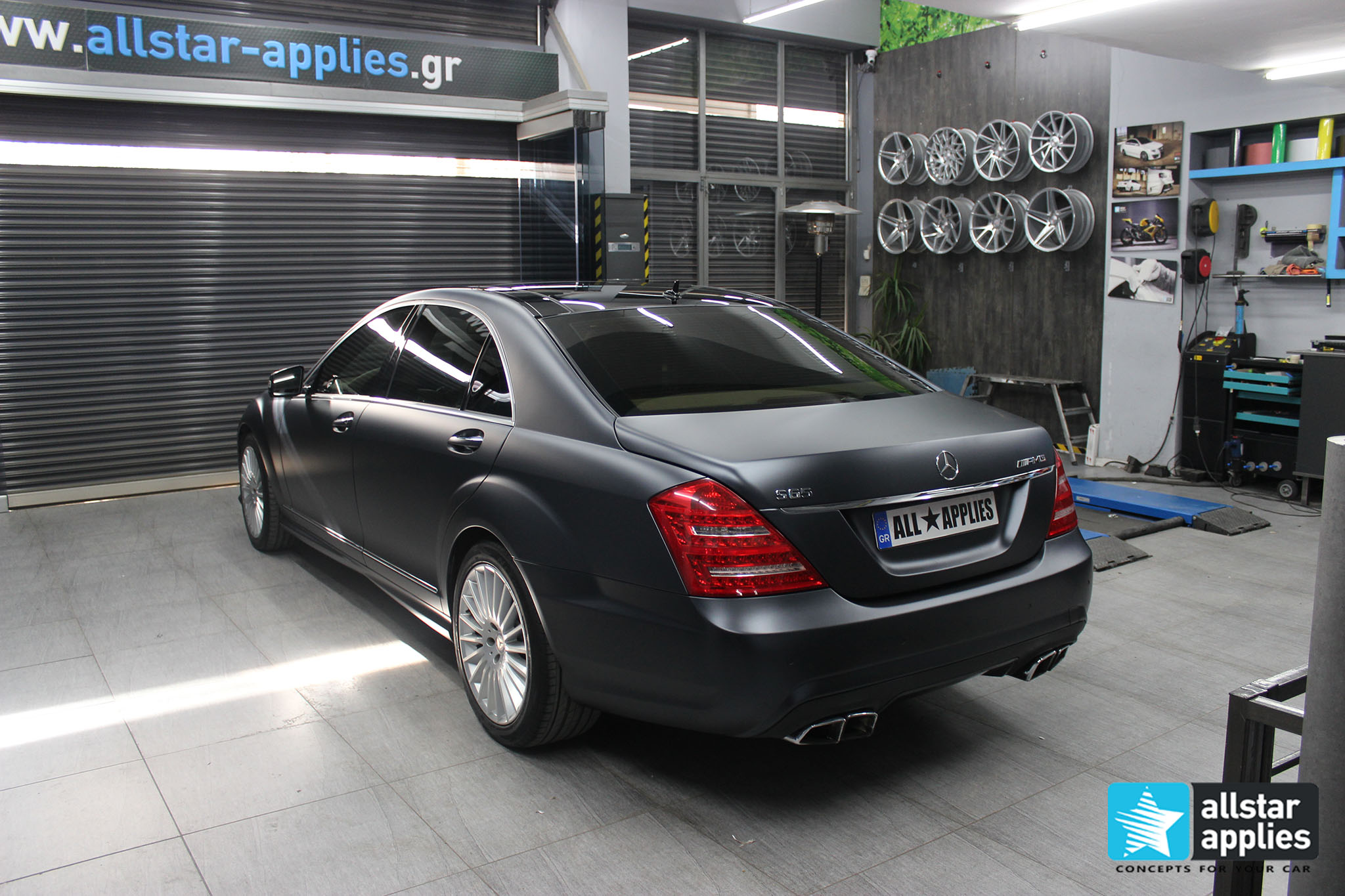 Mercedes S65 - Magnetic Black (4)