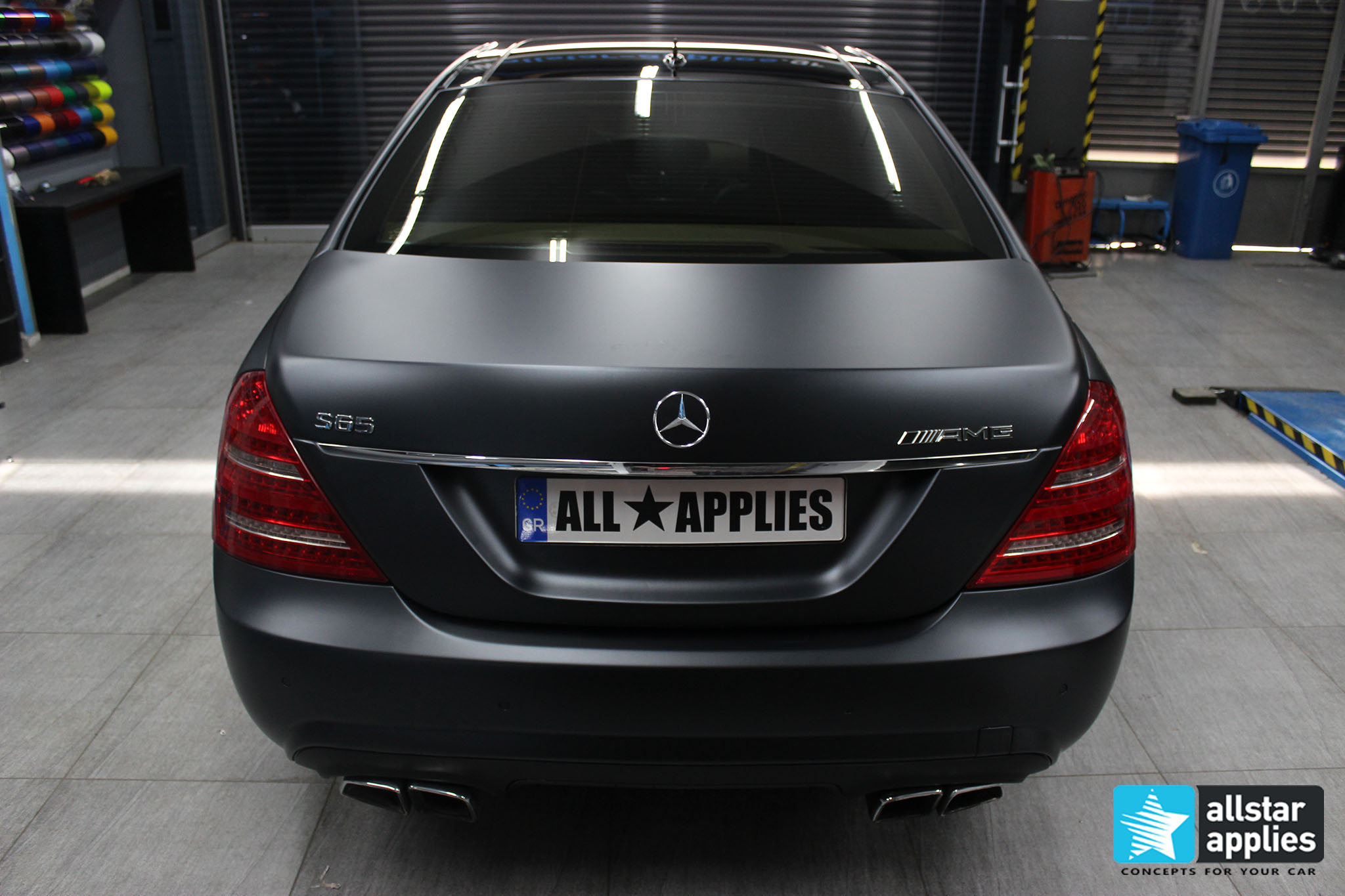 Mercedes S65 - Magnetic Black (6)