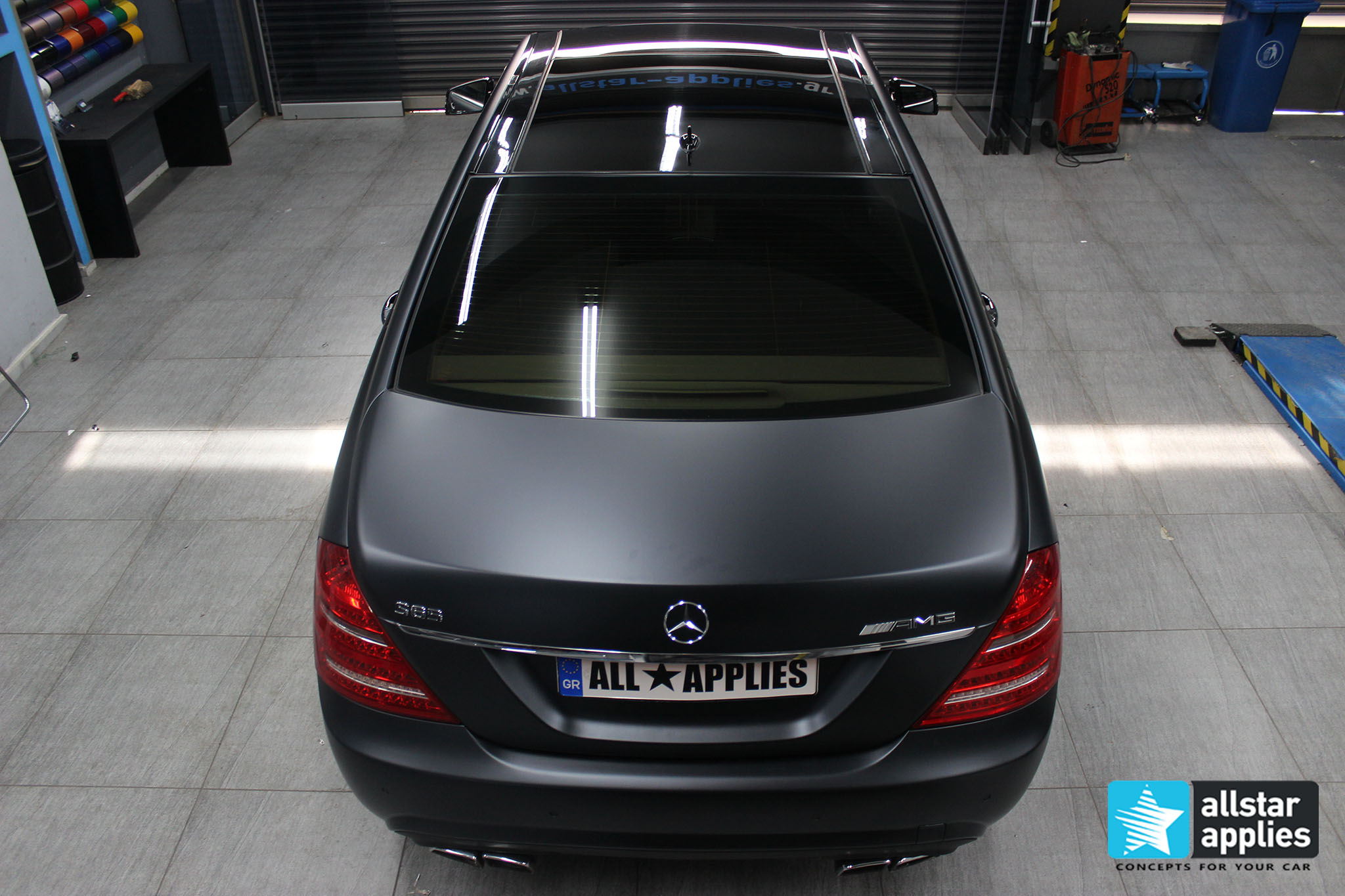 Mercedes S65 - Magnetic Black (7)