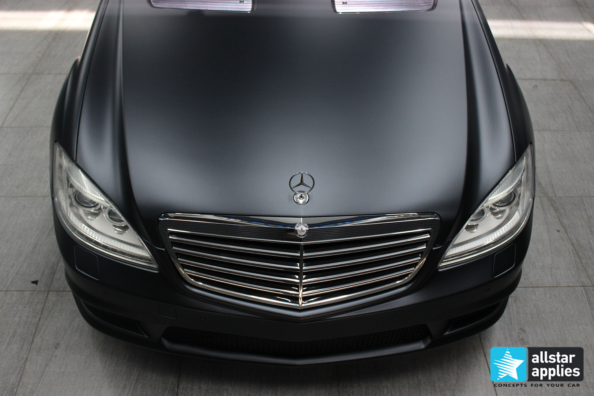 Mercedes S65 - Magnetic Black (8)