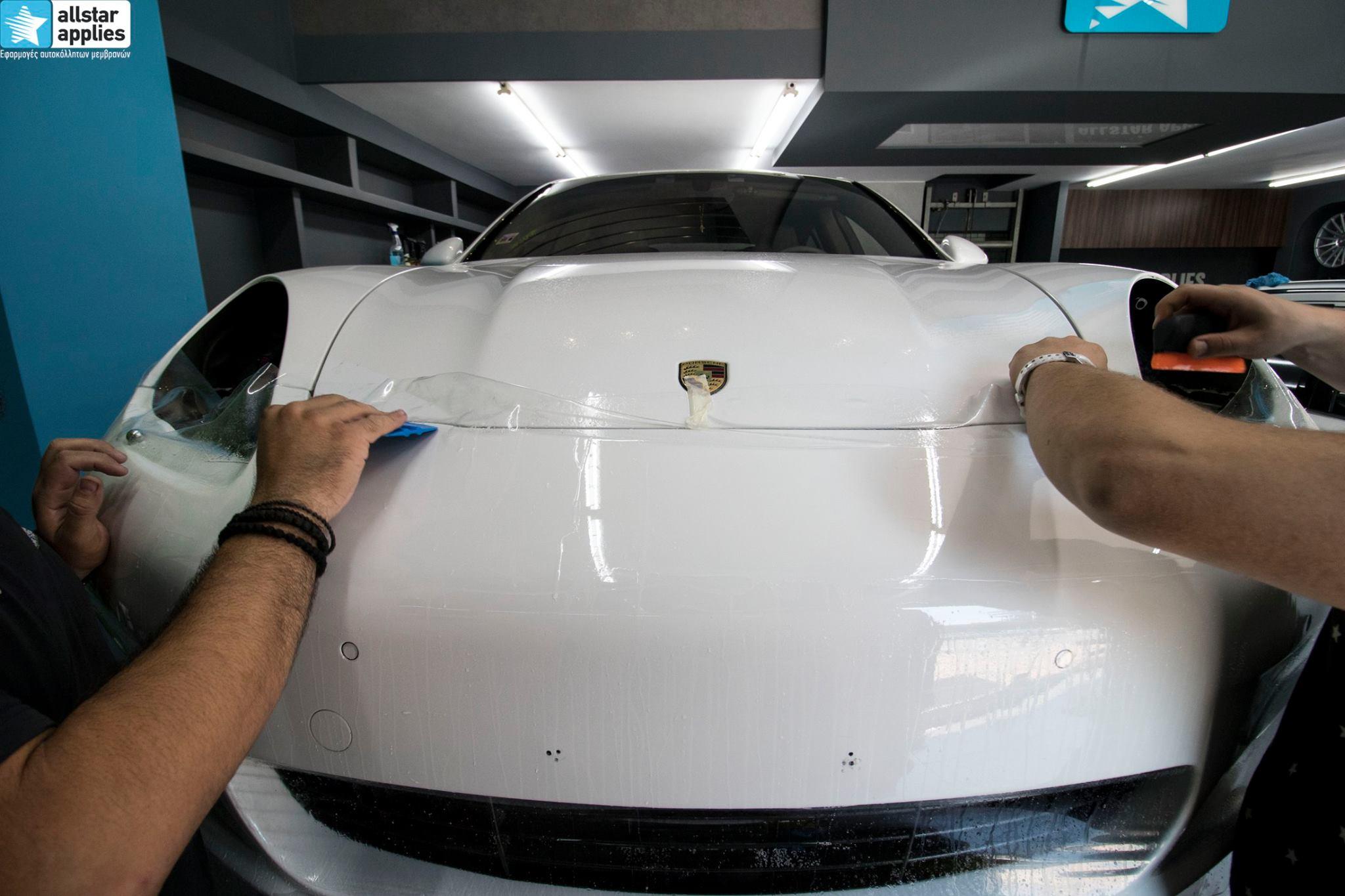Porsche Panamera - Paint Protection Film (2)