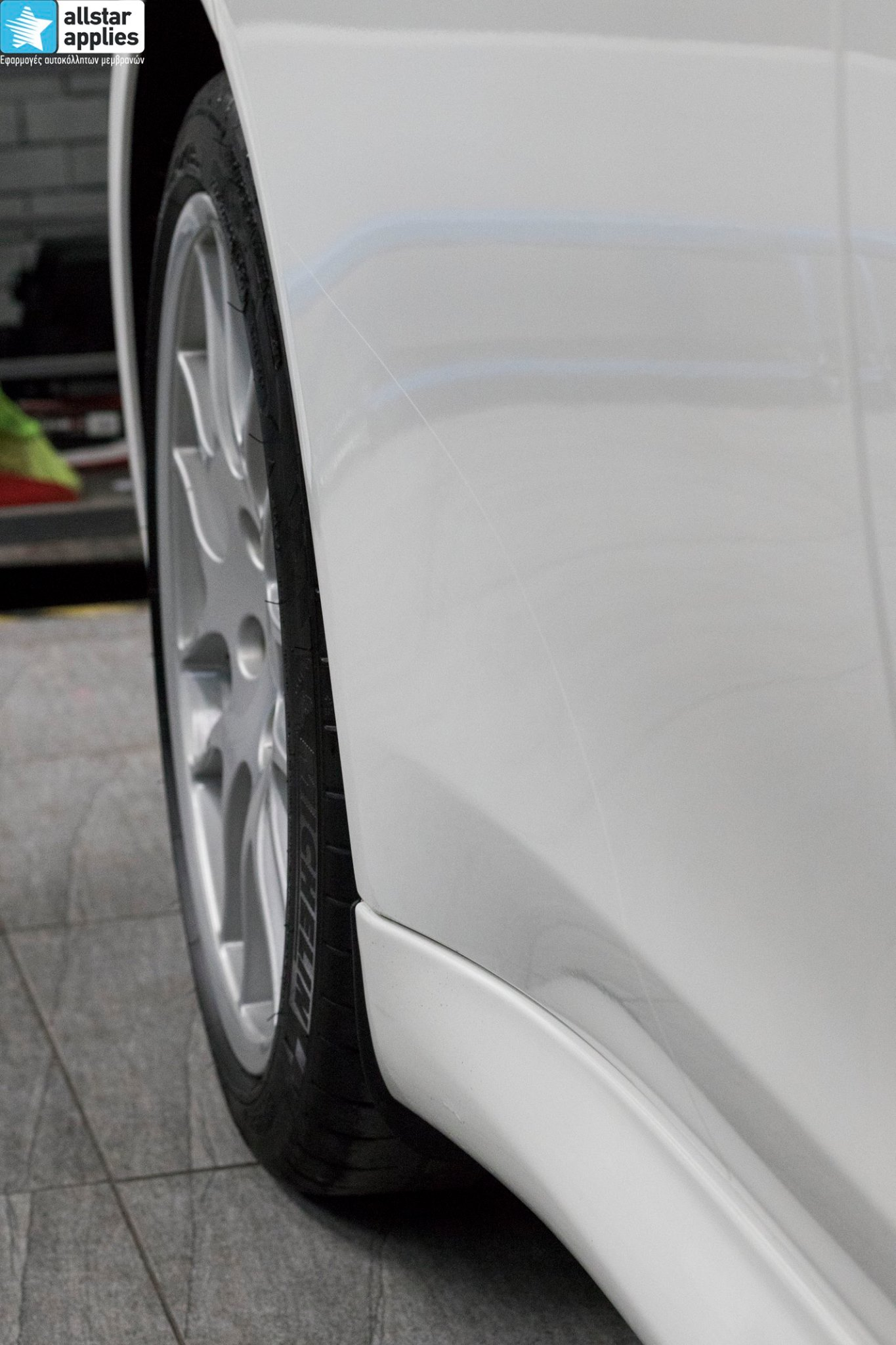 Porsche Panamera - Paint Protection Film (5)